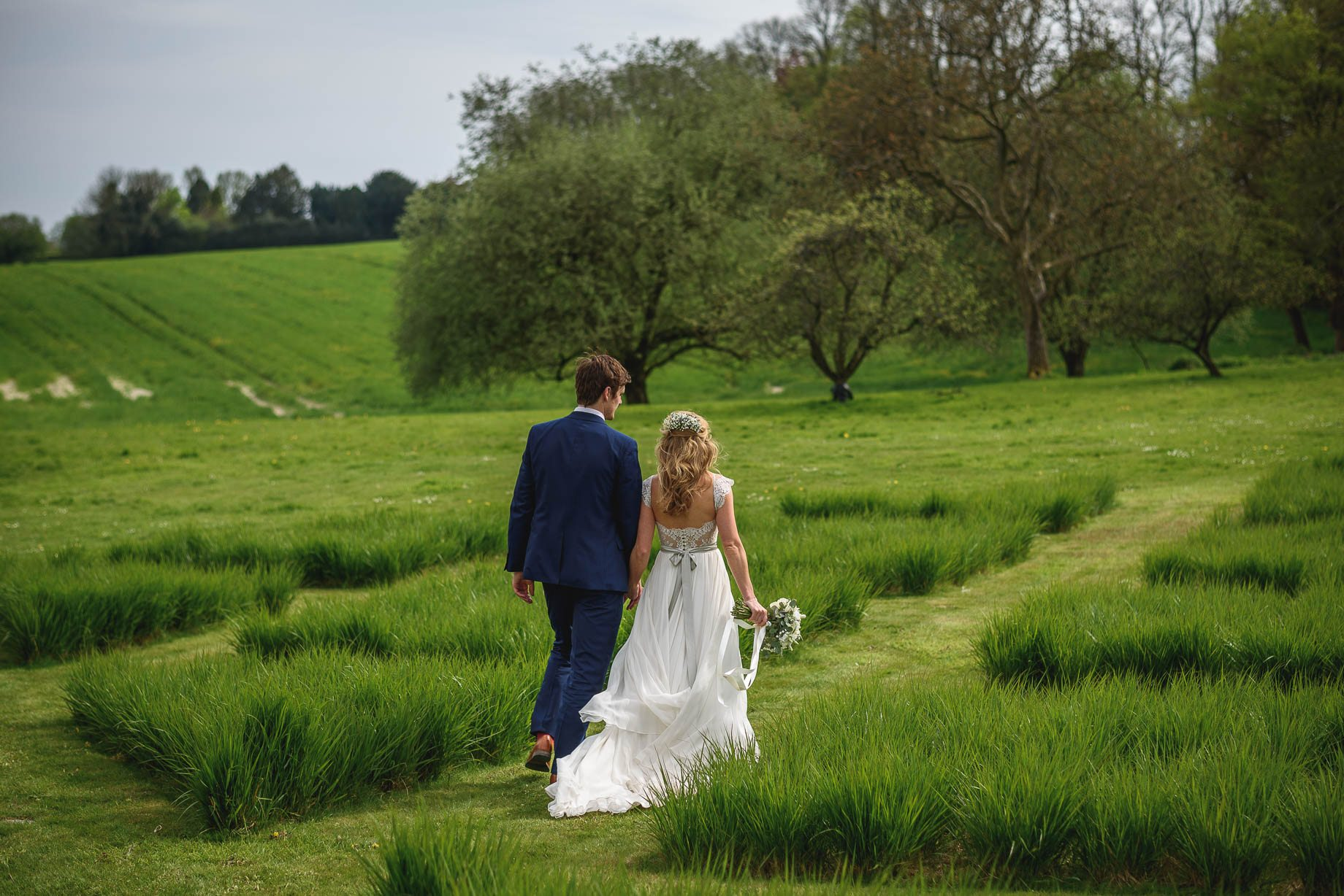 Bury Court Barn wedding photography by Guy Collier - Heather and Pat (100 of 170)