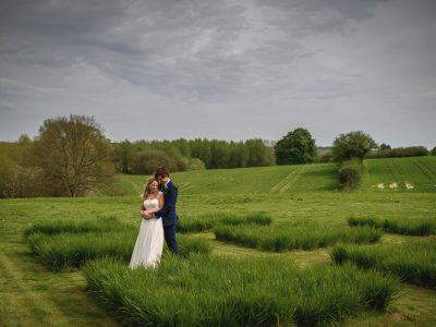 Bury Court Barn wedding photography by Guy Collier - Heather and Pat