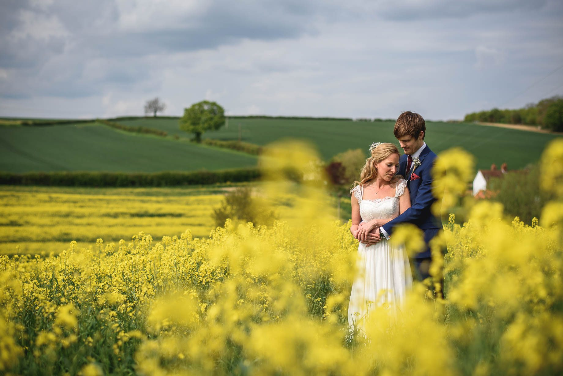 Bury Court Barn wedding photography by Guy Collier - Heather and Pat (104 of 170)