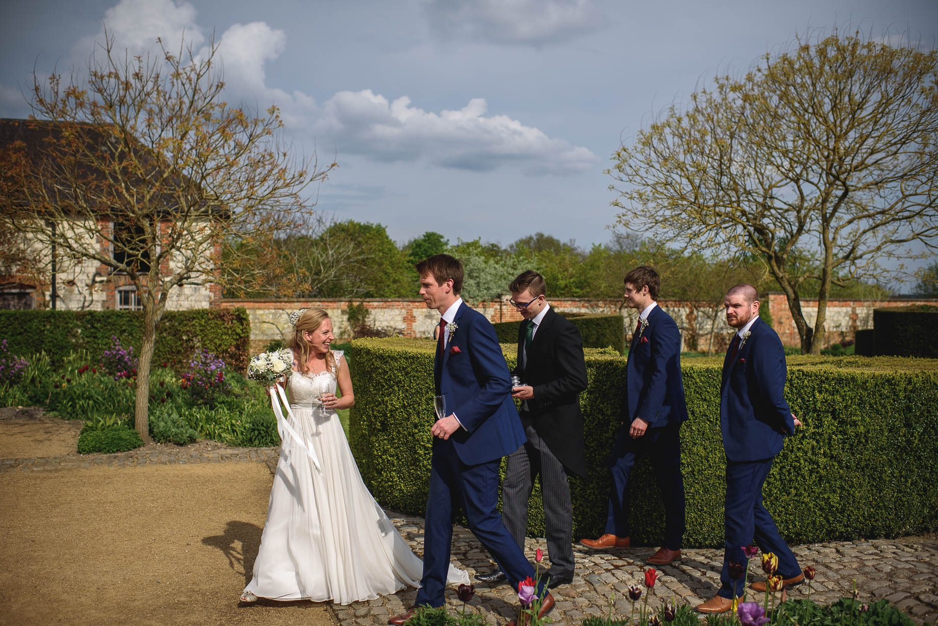 Bury Court Barn wedding photography by Guy Collier - Heather and Pat (111 of 170)