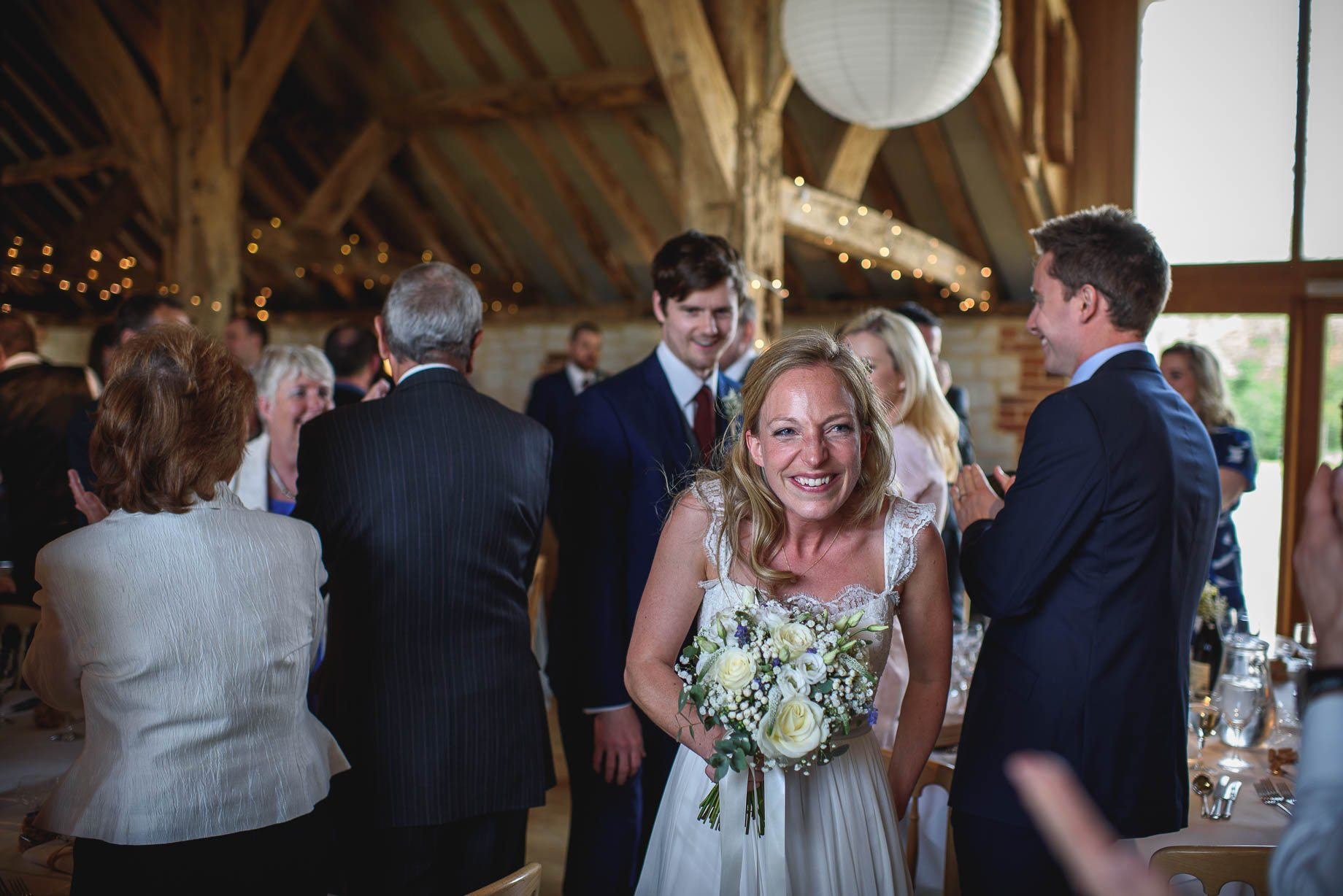 Bury Court Barn wedding photography by Guy Collier - Heather and Pat (113 of 170)