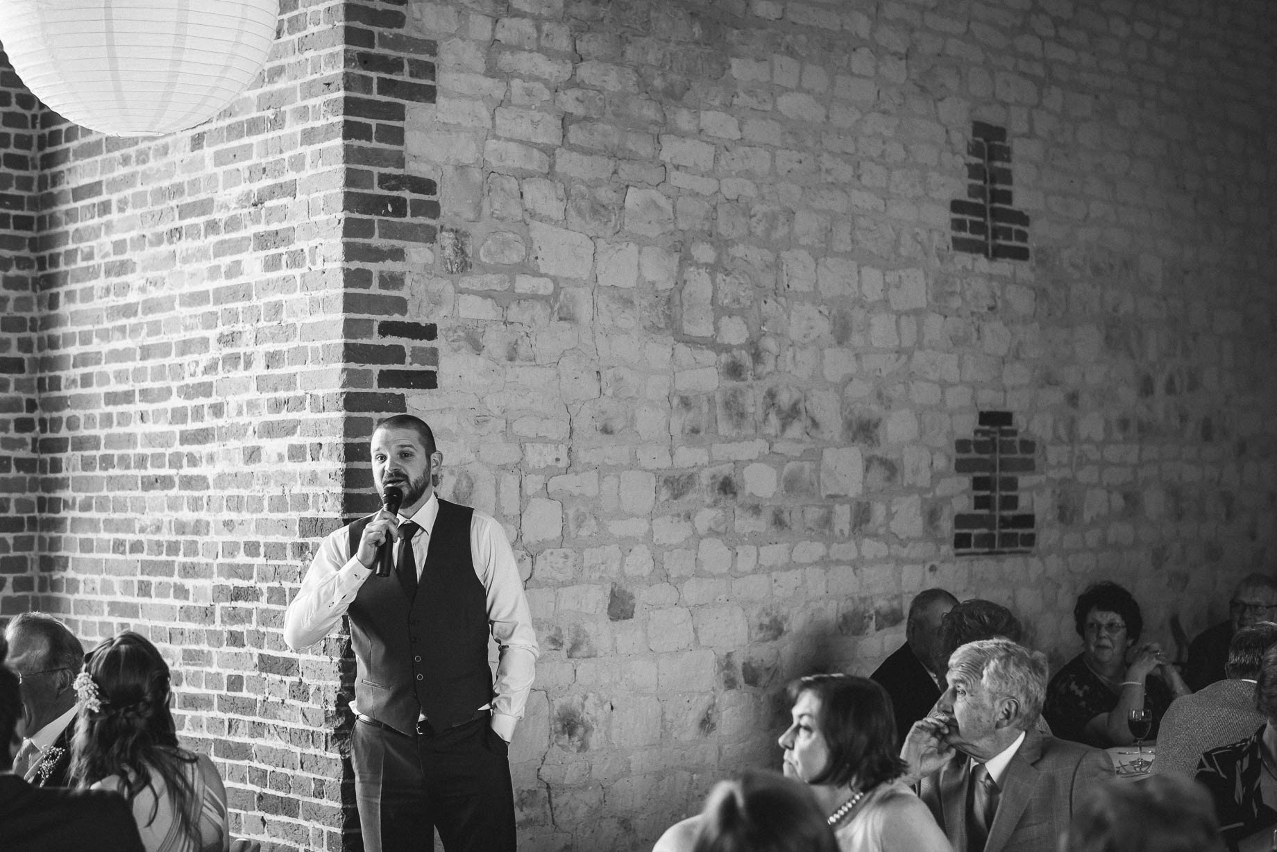 Bury Court Barn wedding photography by Guy Collier - Heather and Pat (116 of 170)