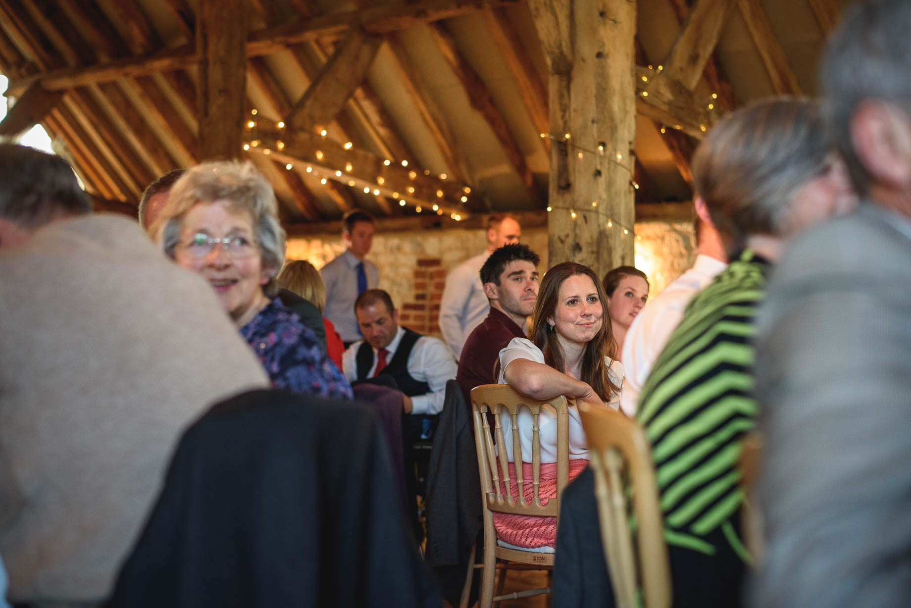 Bury Court Barn wedding photography by Guy Collier - Heather and Pat (118 of 170)