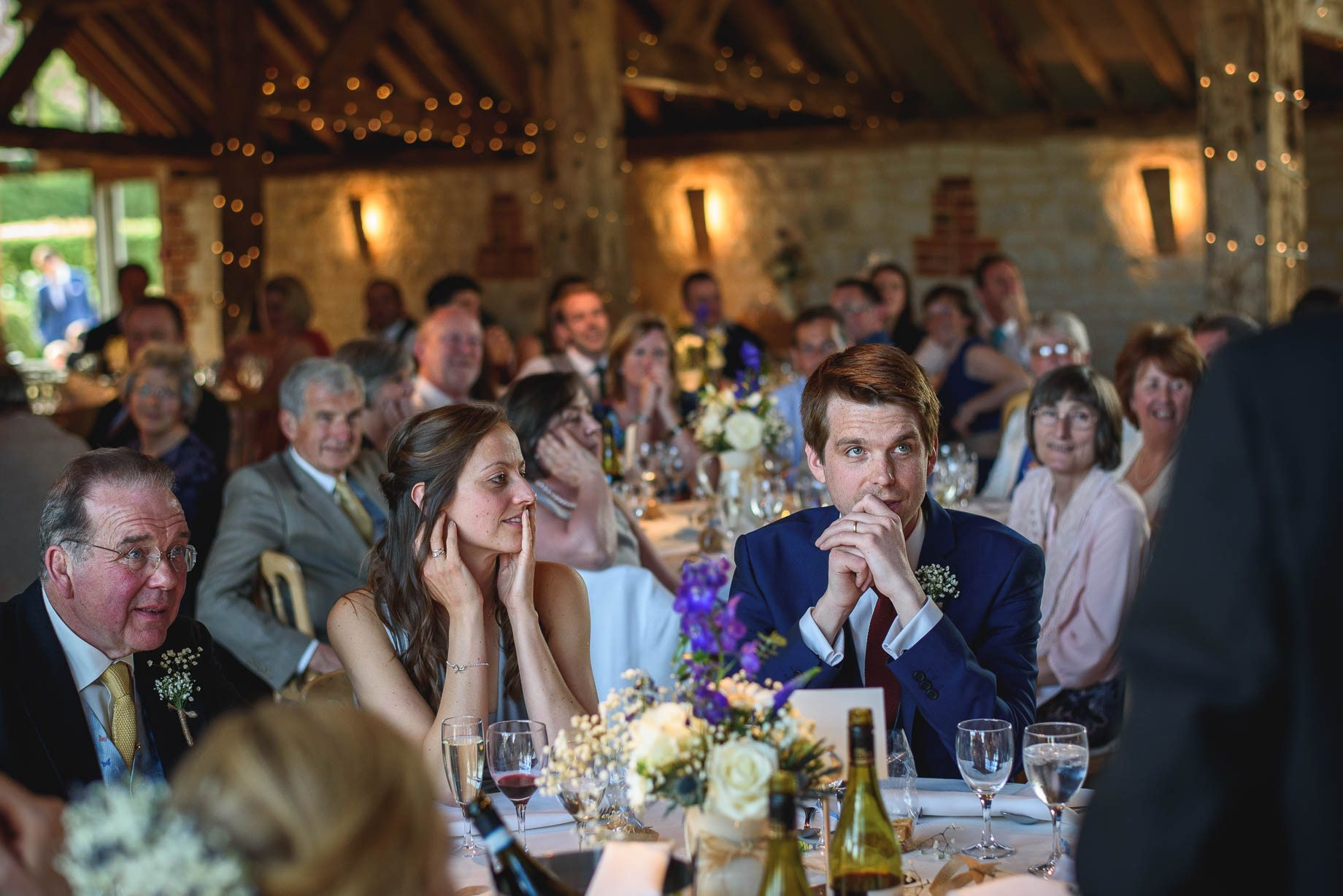 Bury Court Barn wedding photography by Guy Collier - Heather and Pat (119 of 170)