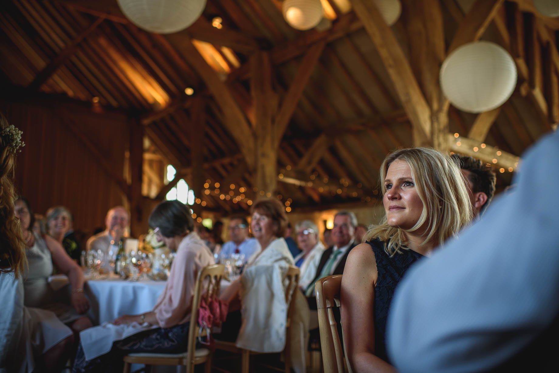 Bury Court Barn wedding photography by Guy Collier - Heather and Pat (121 of 170)