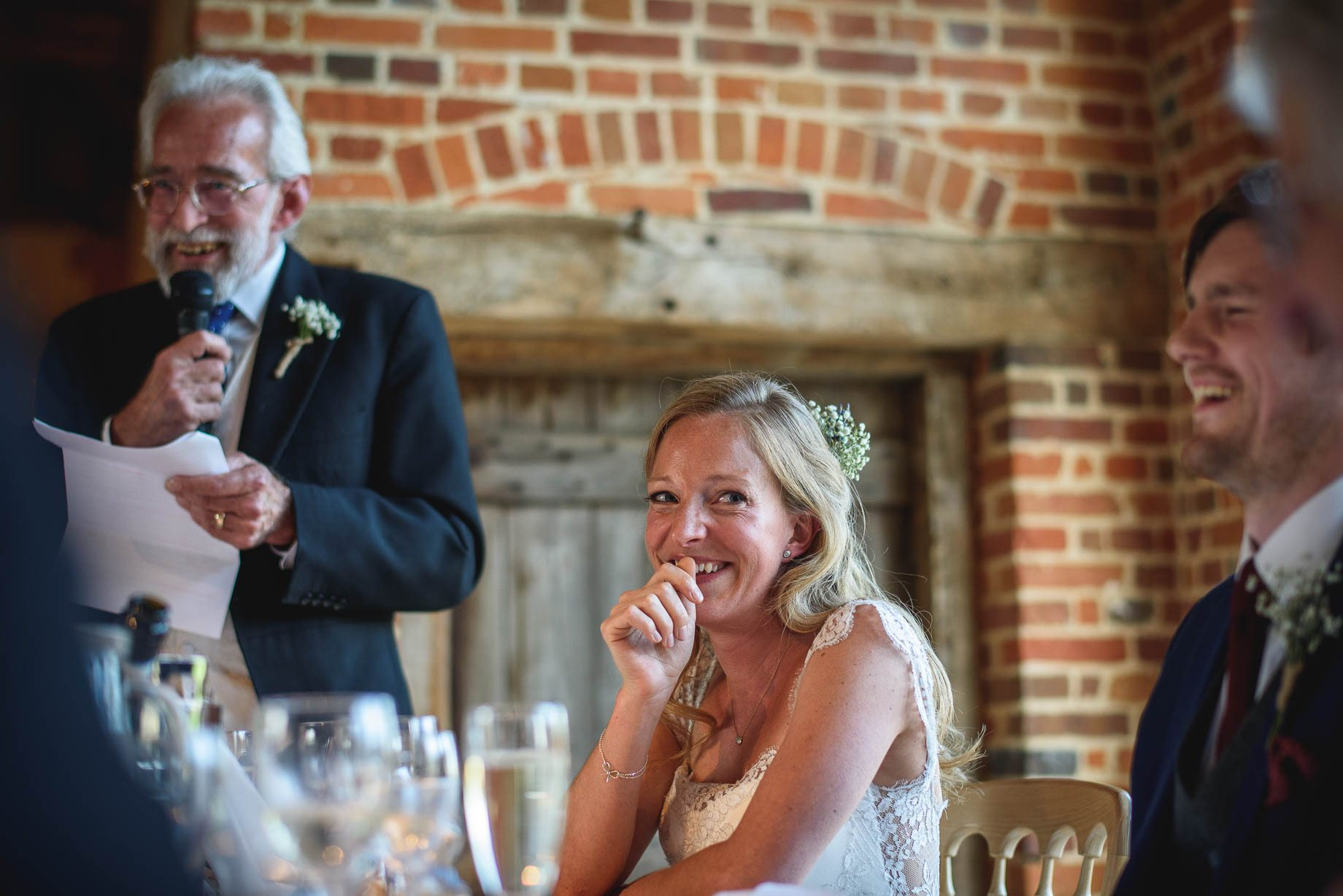 Bury Court Barn wedding photography by Guy Collier - Heather and Pat (135 of 170)