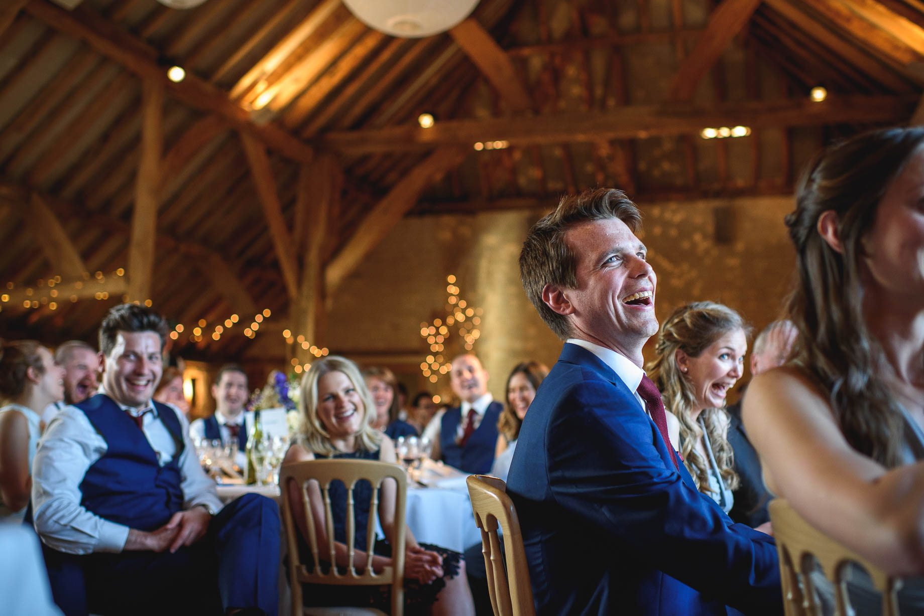 Bury Court Barn wedding photography by Guy Collier - Heather and Pat (143 of 170)