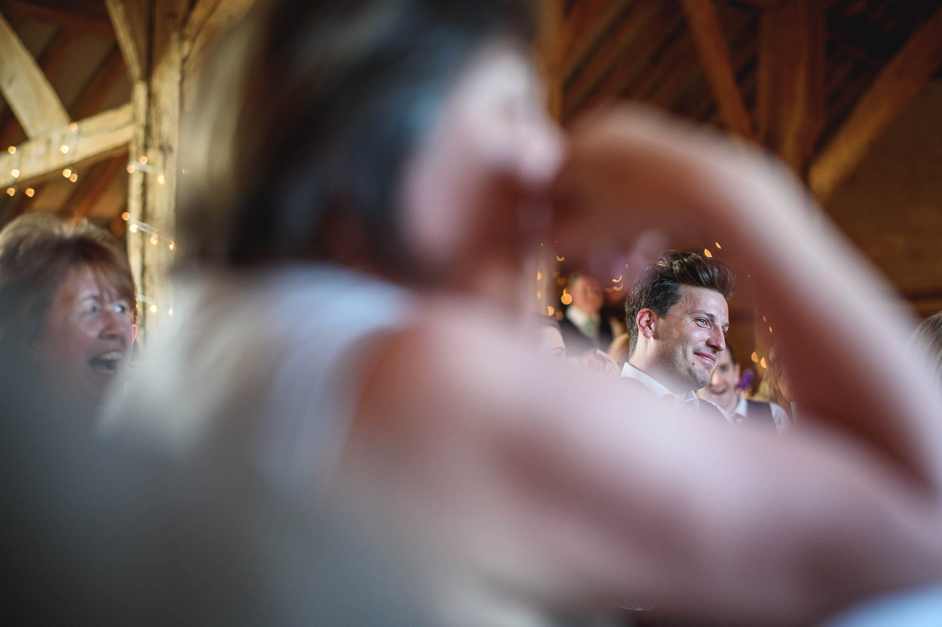 Bury Court Barn wedding photography by Guy Collier - Heather and Pat (144 of 170)