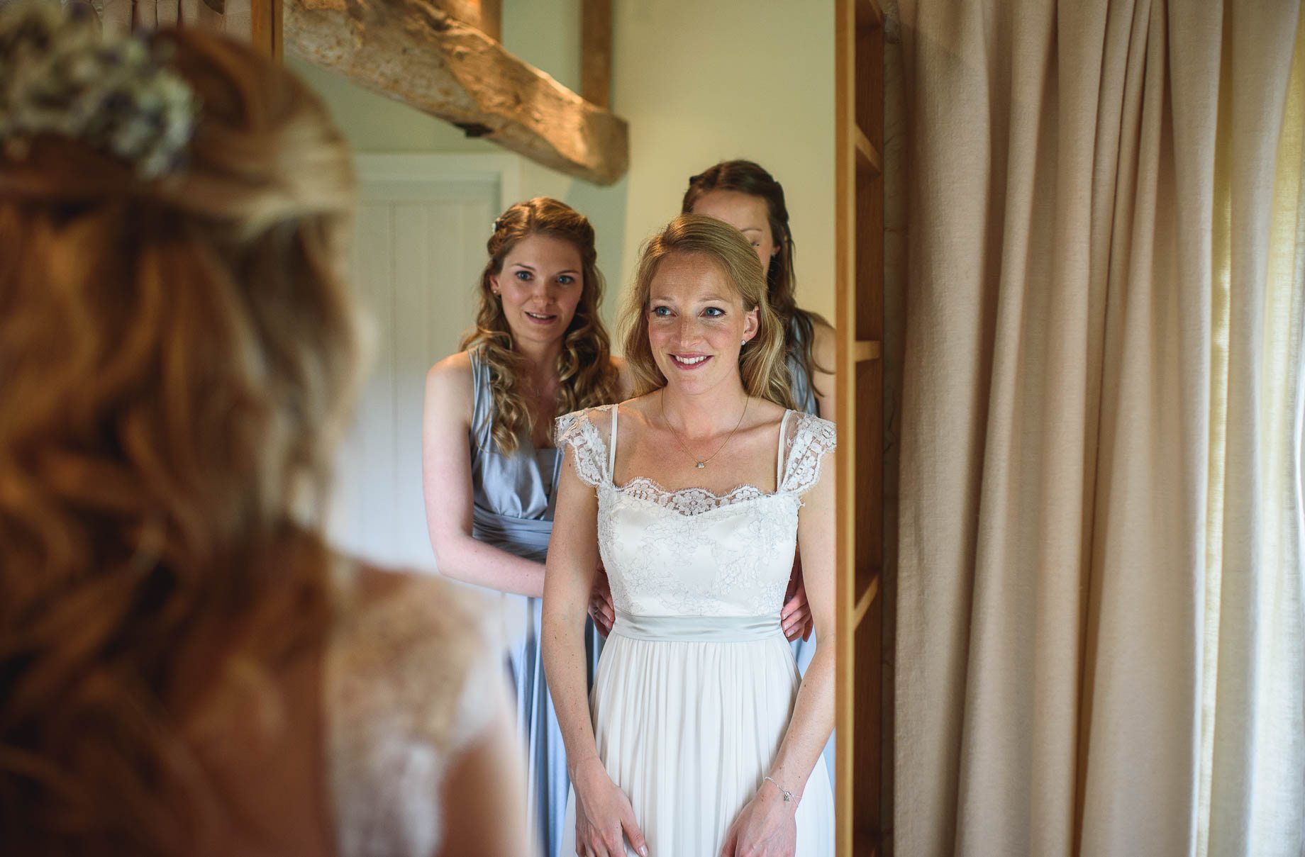 Bury Court Barn wedding photography by Guy Collier - Heather and Pat (17 of 170)