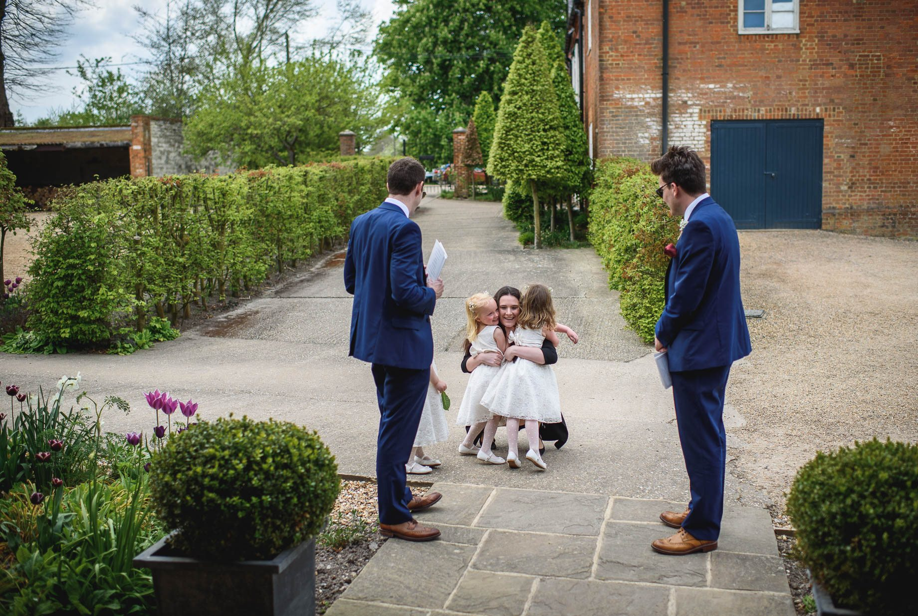 Bury Court Barn wedding photography by Guy Collier - Heather and Pat (25 of 170)