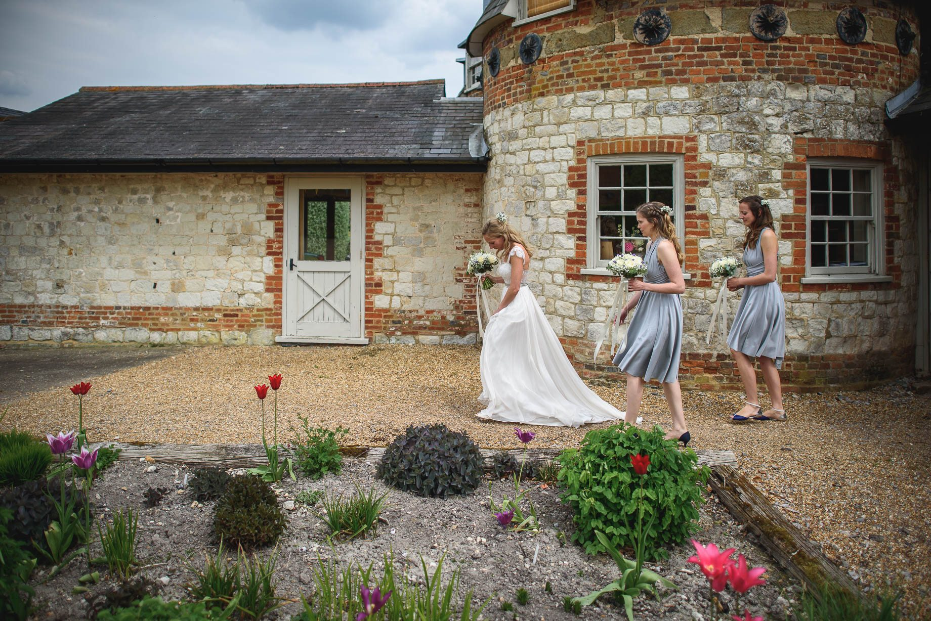 Bury Court Barn wedding photography by Guy Collier - Heather and Pat (31 of 170)