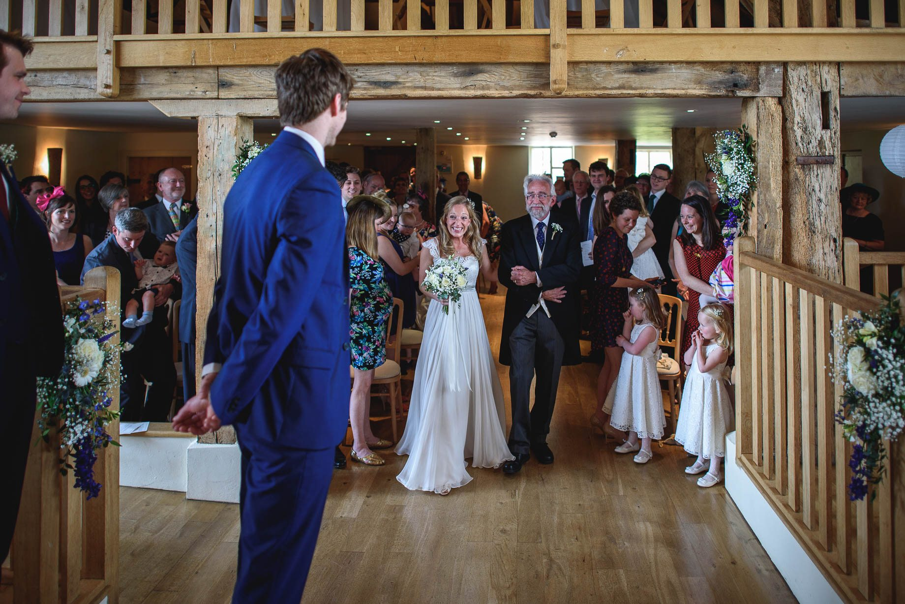 Bury Court Barn wedding photography by Guy Collier - Heather and Pat (36 of 170)