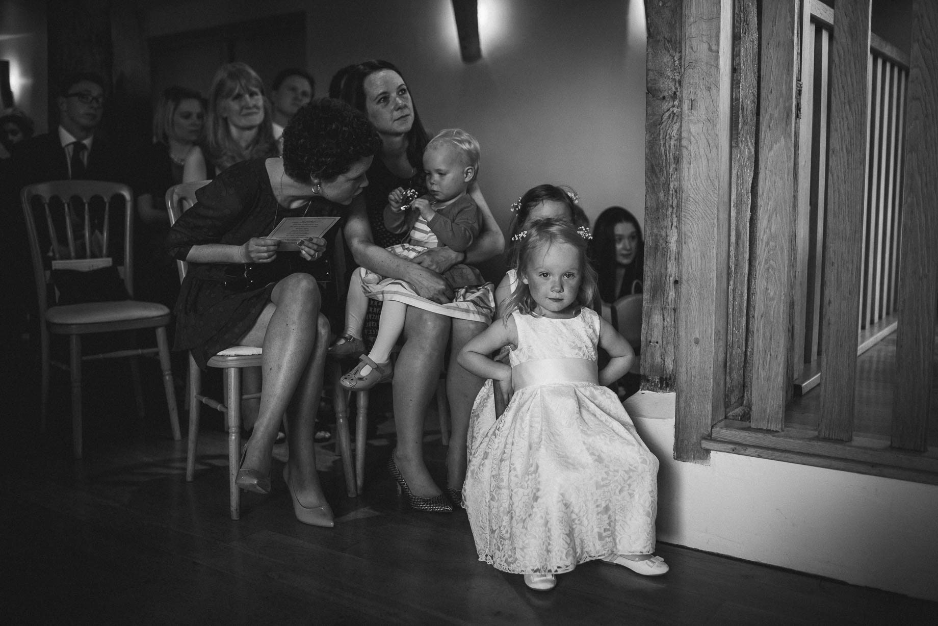Bury Court Barn wedding photography by Guy Collier - Heather and Pat (47 of 170)