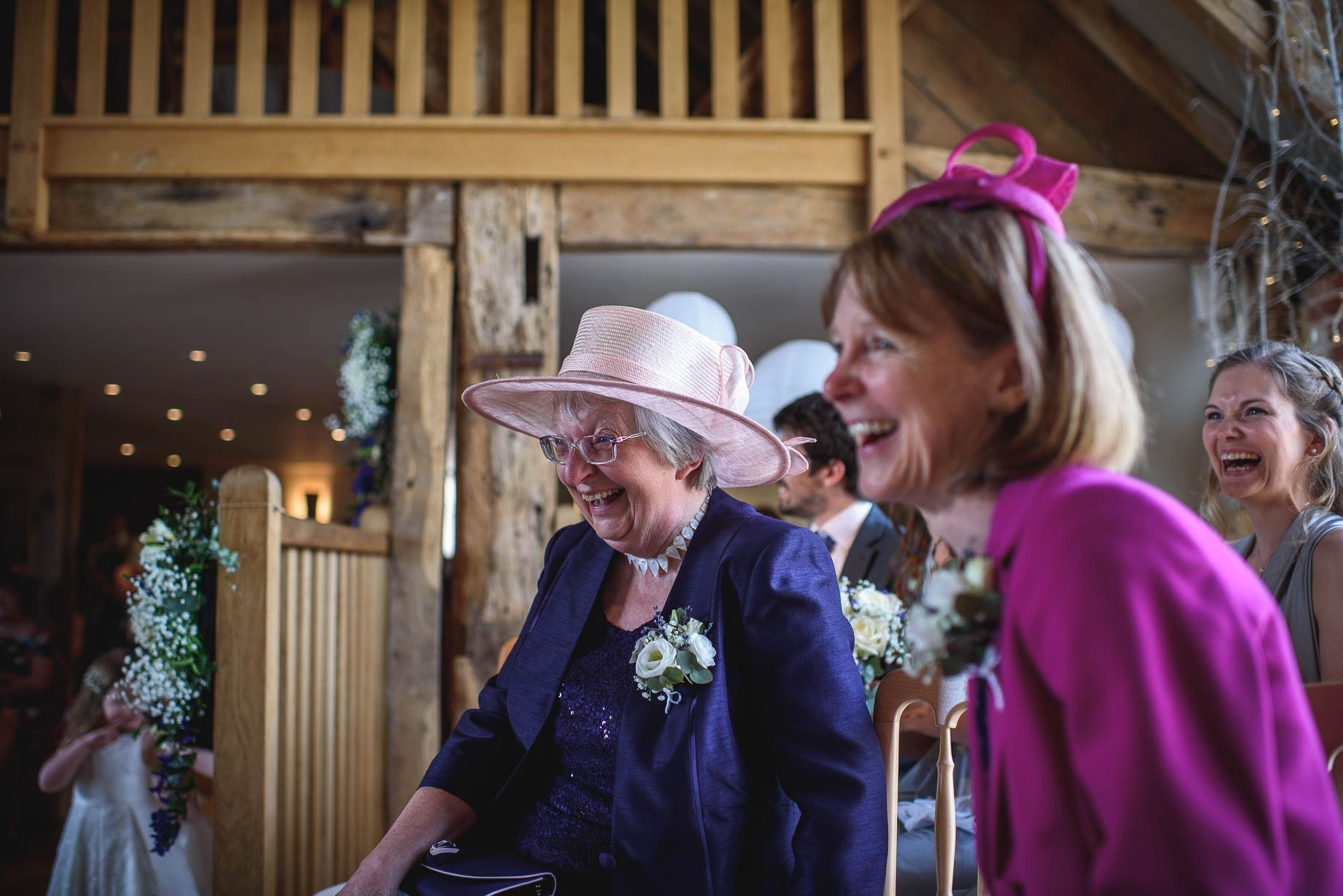 Bury Court Barn wedding photography by Guy Collier - Heather and Pat (50 of 170)
