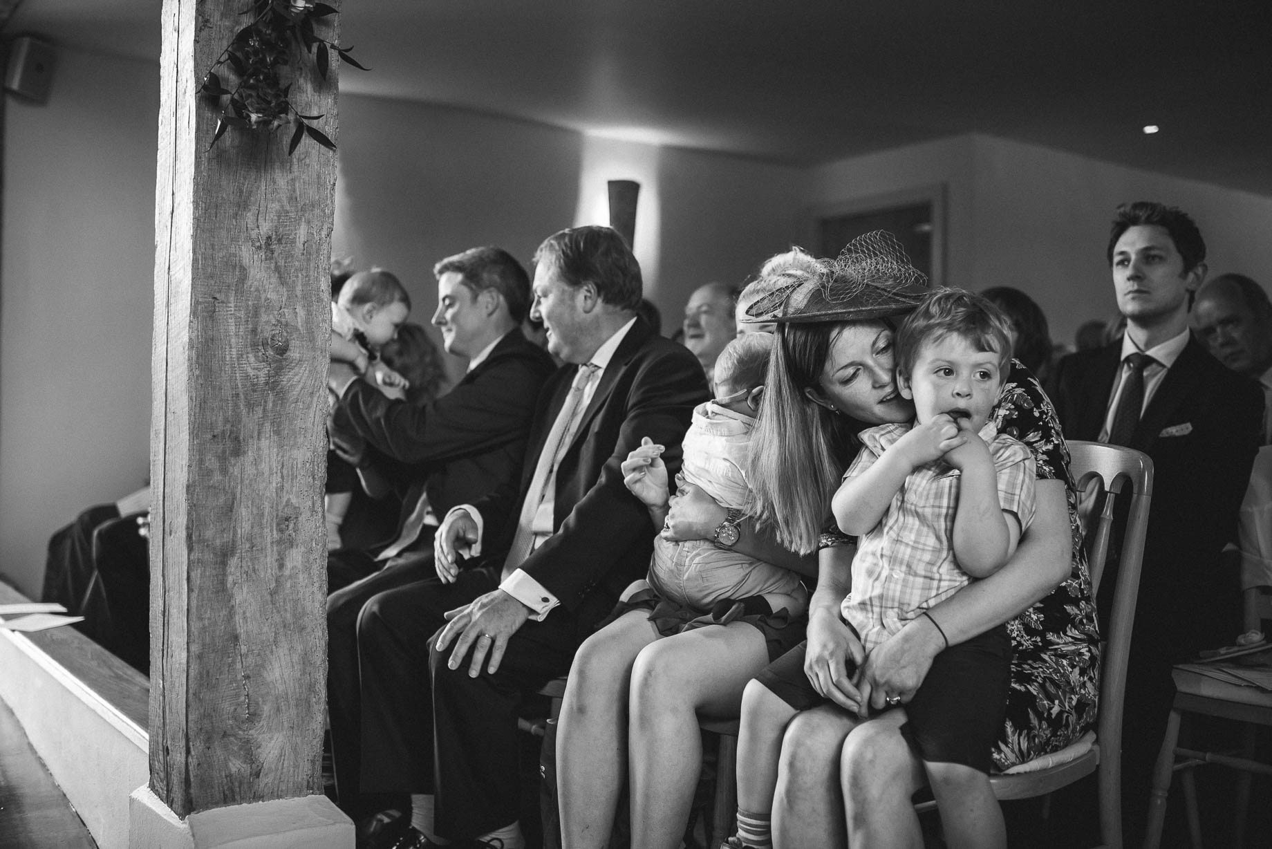 Bury Court Barn wedding photography by Guy Collier - Heather and Pat (56 of 170)
