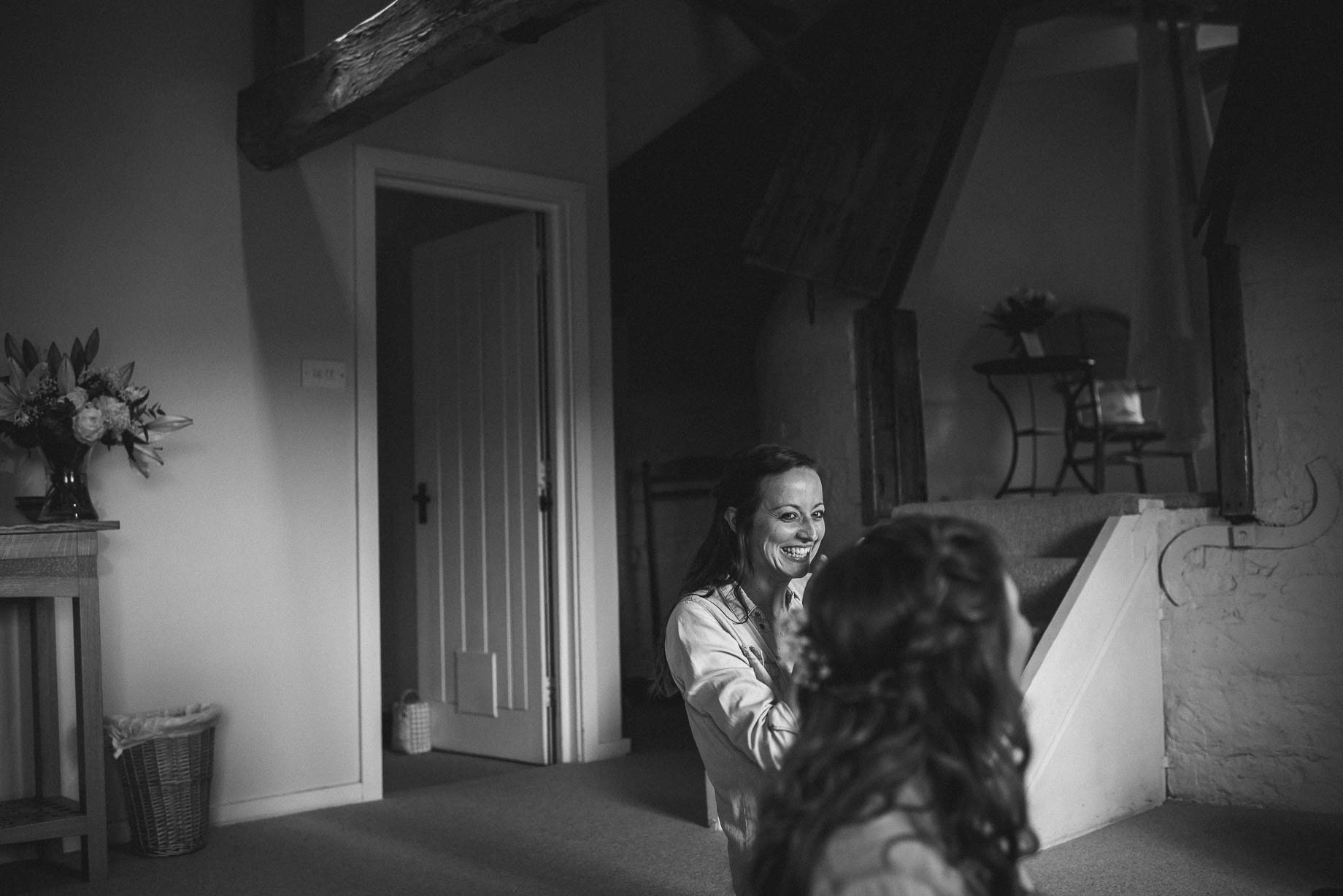 Bury Court Barn wedding photography by Guy Collier - Heather and Pat (9 of 170)