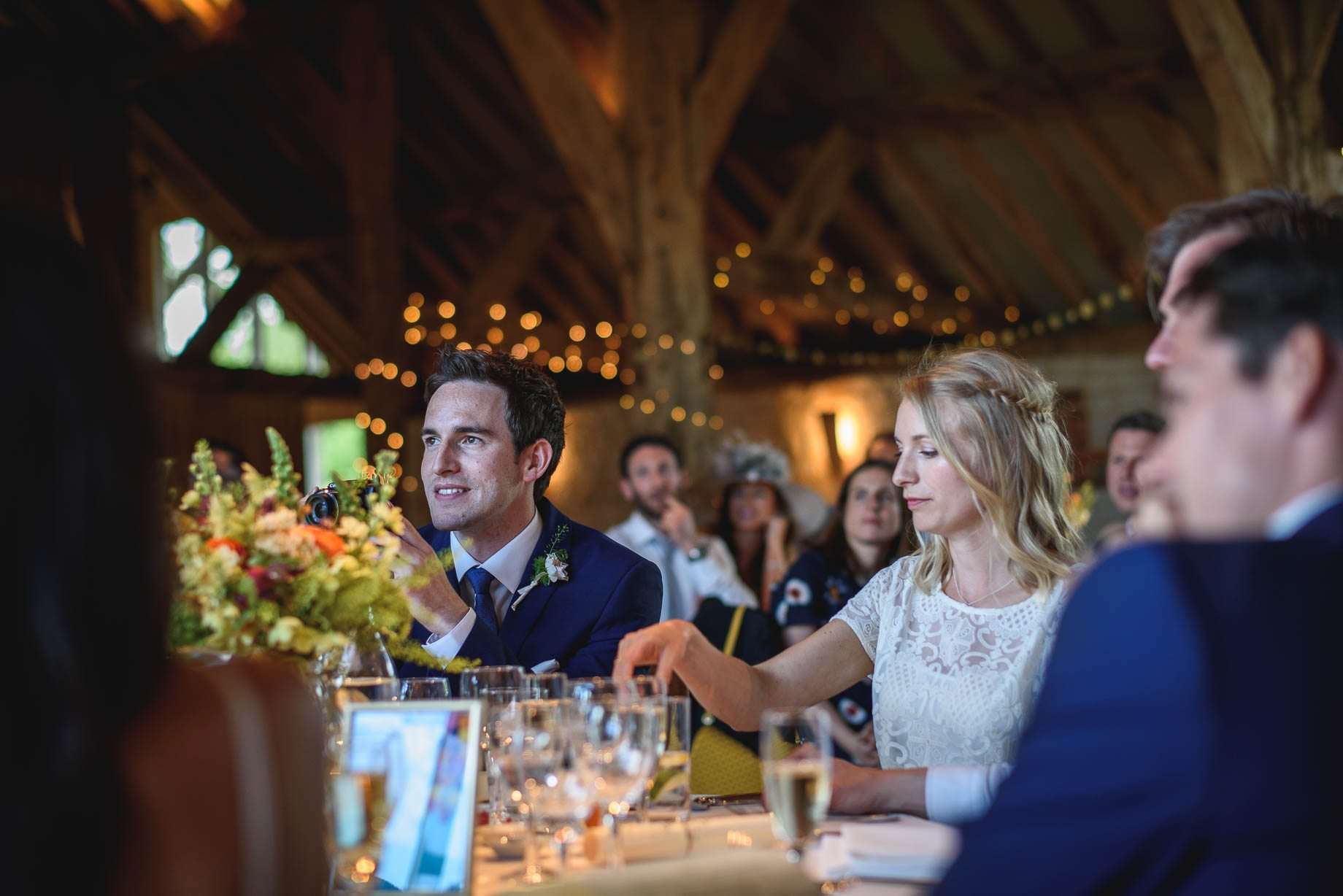 Bury Court Barn wedding photography by Guy Collier - Jo and Jamie (108 of 160)