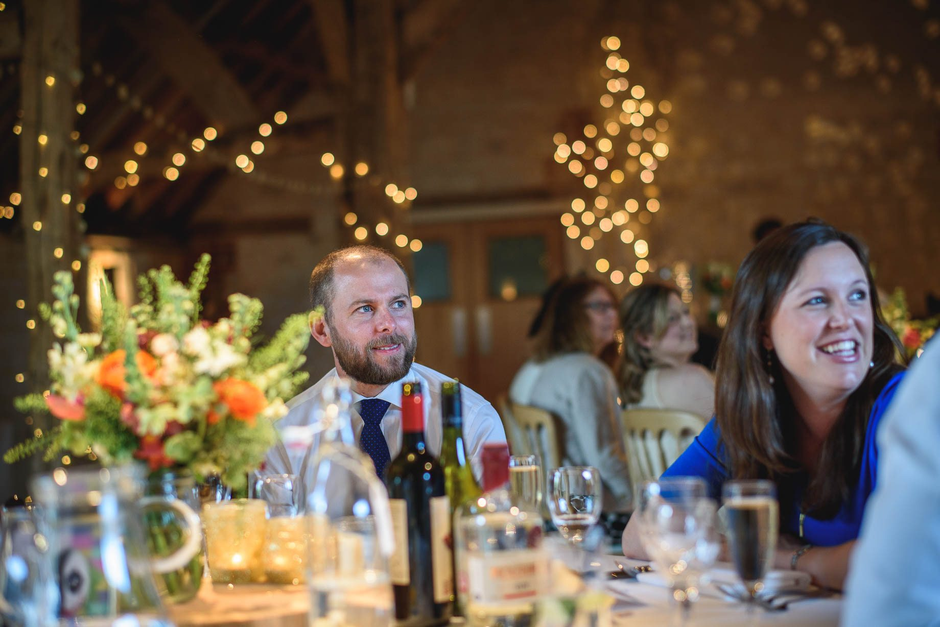 Bury Court Barn wedding photography by Guy Collier - Jo and Jamie (113 of 160)