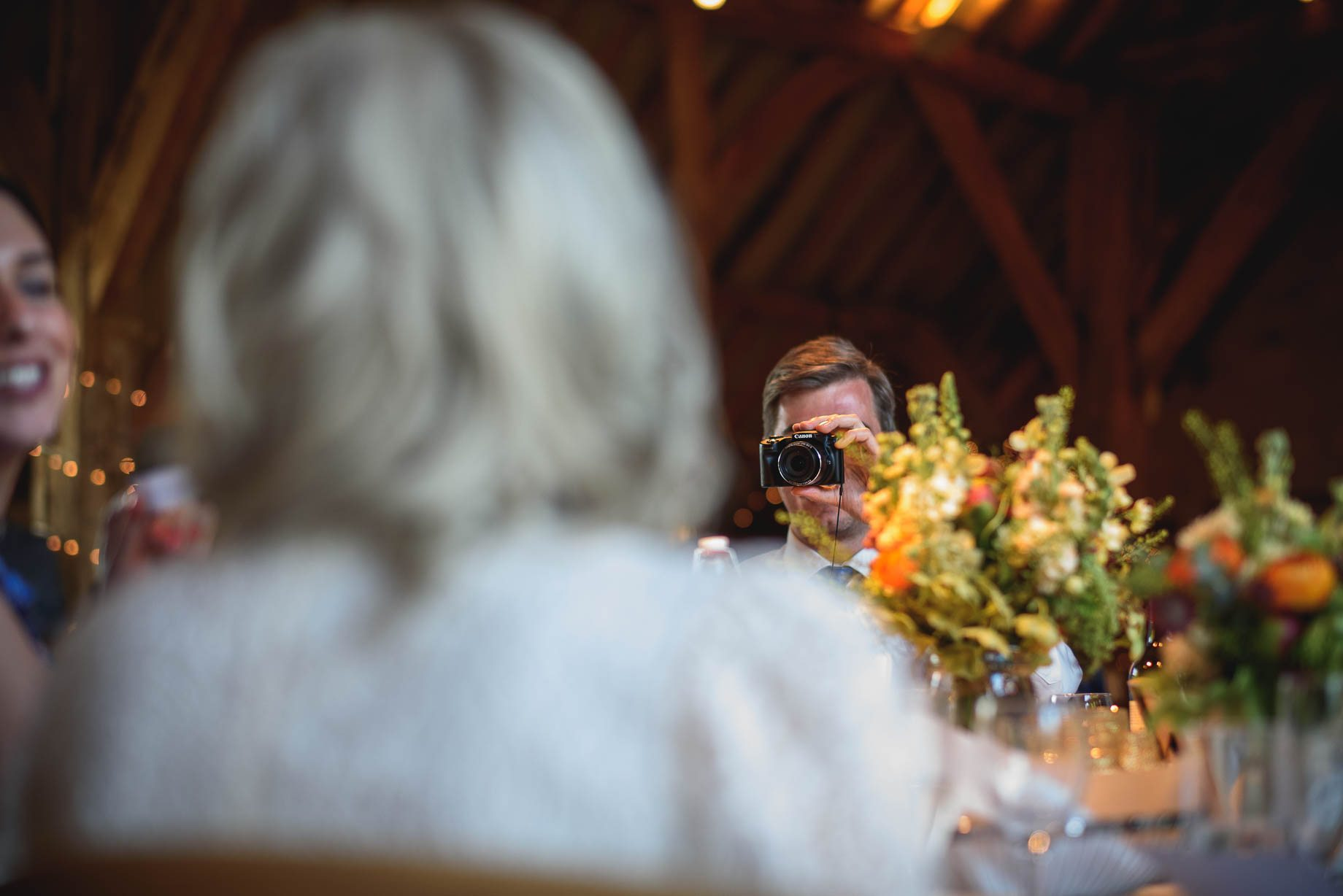 Bury Court Barn wedding photography by Guy Collier - Jo and Jamie (129 of 160)
