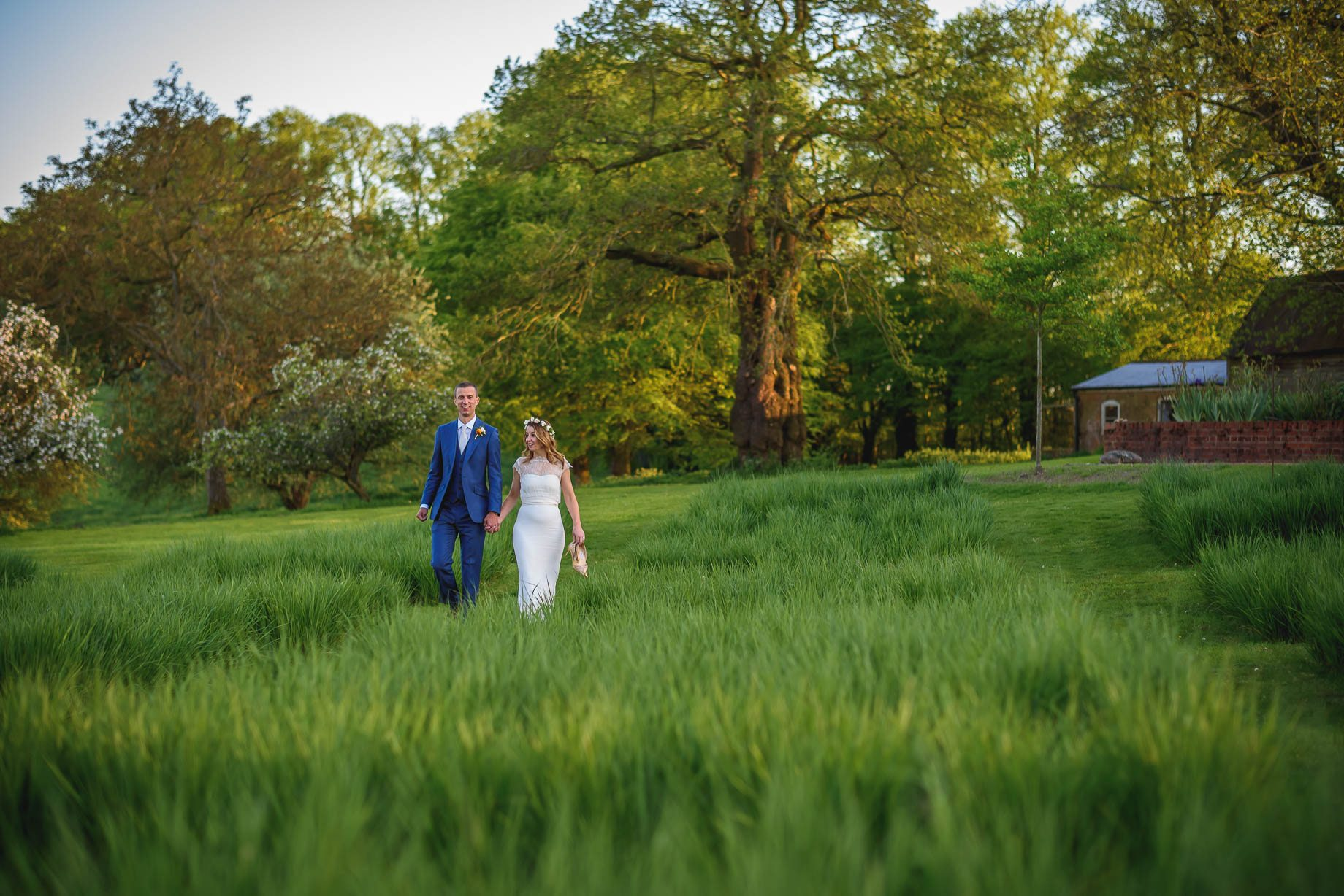 Bury Court Barn wedding photography by Guy Collier - Jo and Jamie (142 of 160)