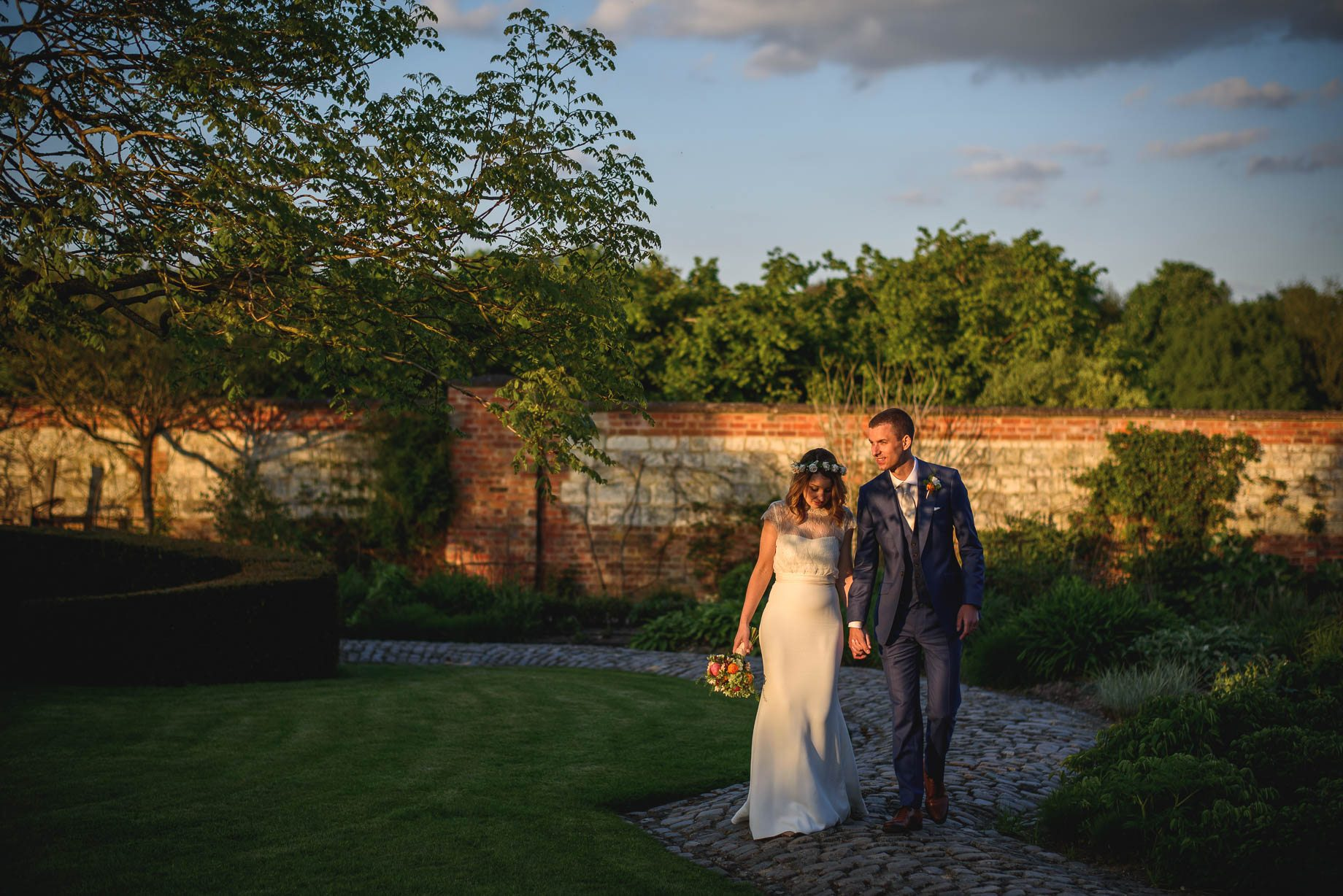 Bury Court Barn wedding photography by Guy Collier - Jo and Jamie (149 of 160)