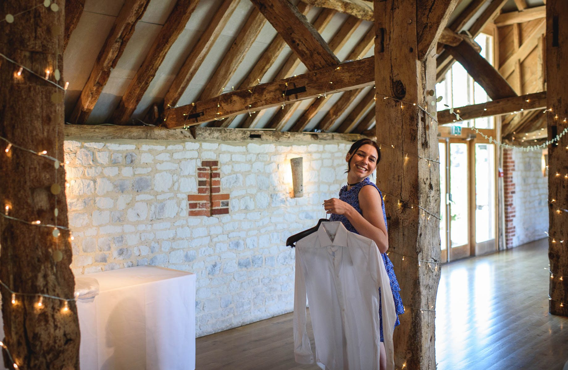 Bury Court Barn wedding photography by Guy Collier - Jo and Jamie (20 of 160)