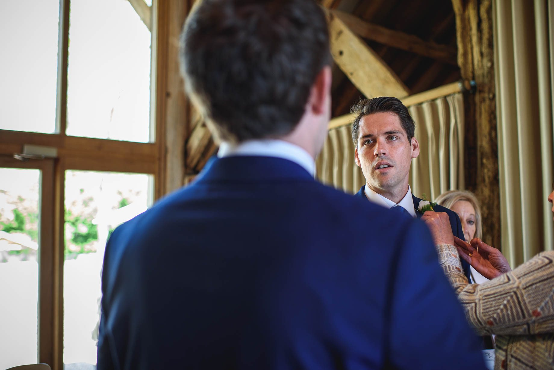 Bury Court Barn wedding photography by Guy Collier - Jo and Jamie (24 of 160)