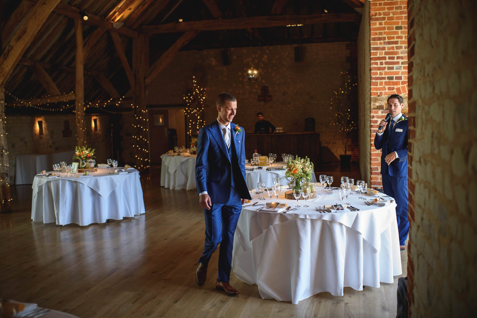 Bury Court Barn wedding photography by Guy Collier - Jo and Jamie (27 of 160)