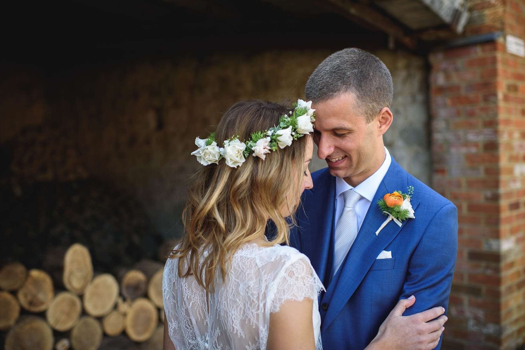 Bury Court Barn wedding photography by Guy Collier - Jo and Jamie (69 of 160)