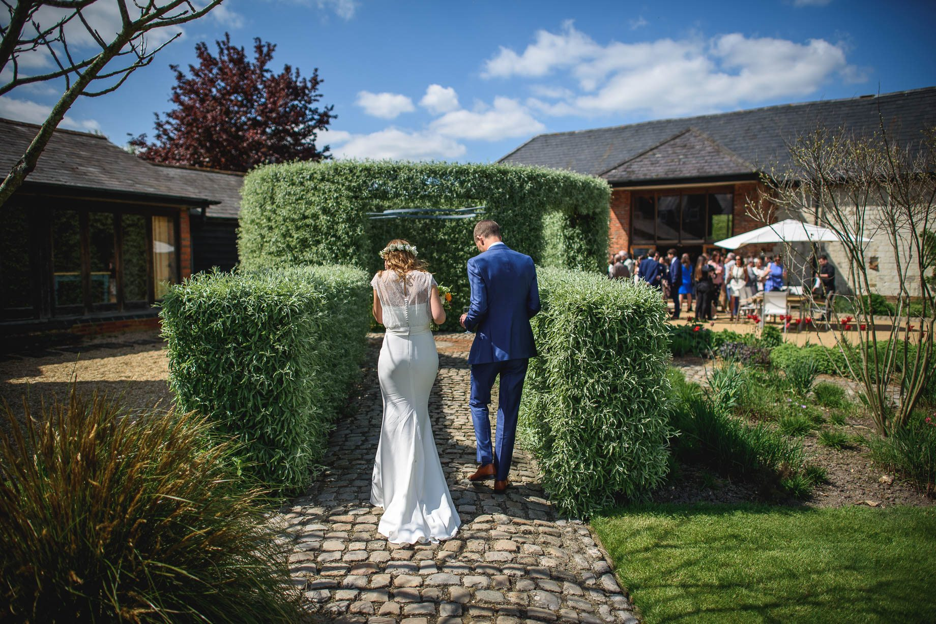 Bury Court Barn wedding photography by Guy Collier - Jo and Jamie (75 of 160)