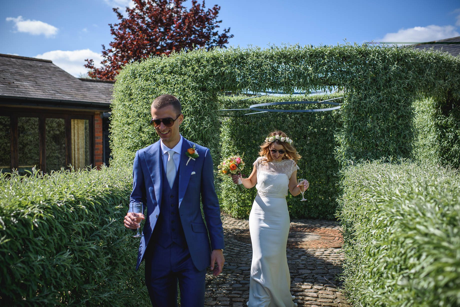 Bury Court Barn wedding photography by Guy Collier - Jo and Jamie (93 of 160)