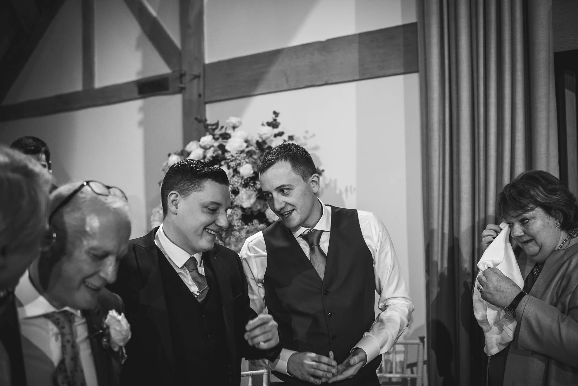 Cain Manor wedding photography - Alex and Jamie (136 of 154)