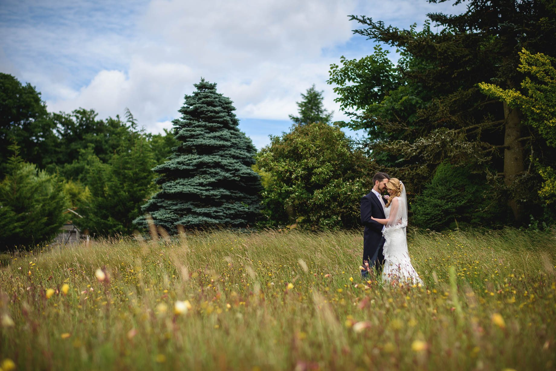 Cain Manor wedding photography - Becky and Todd