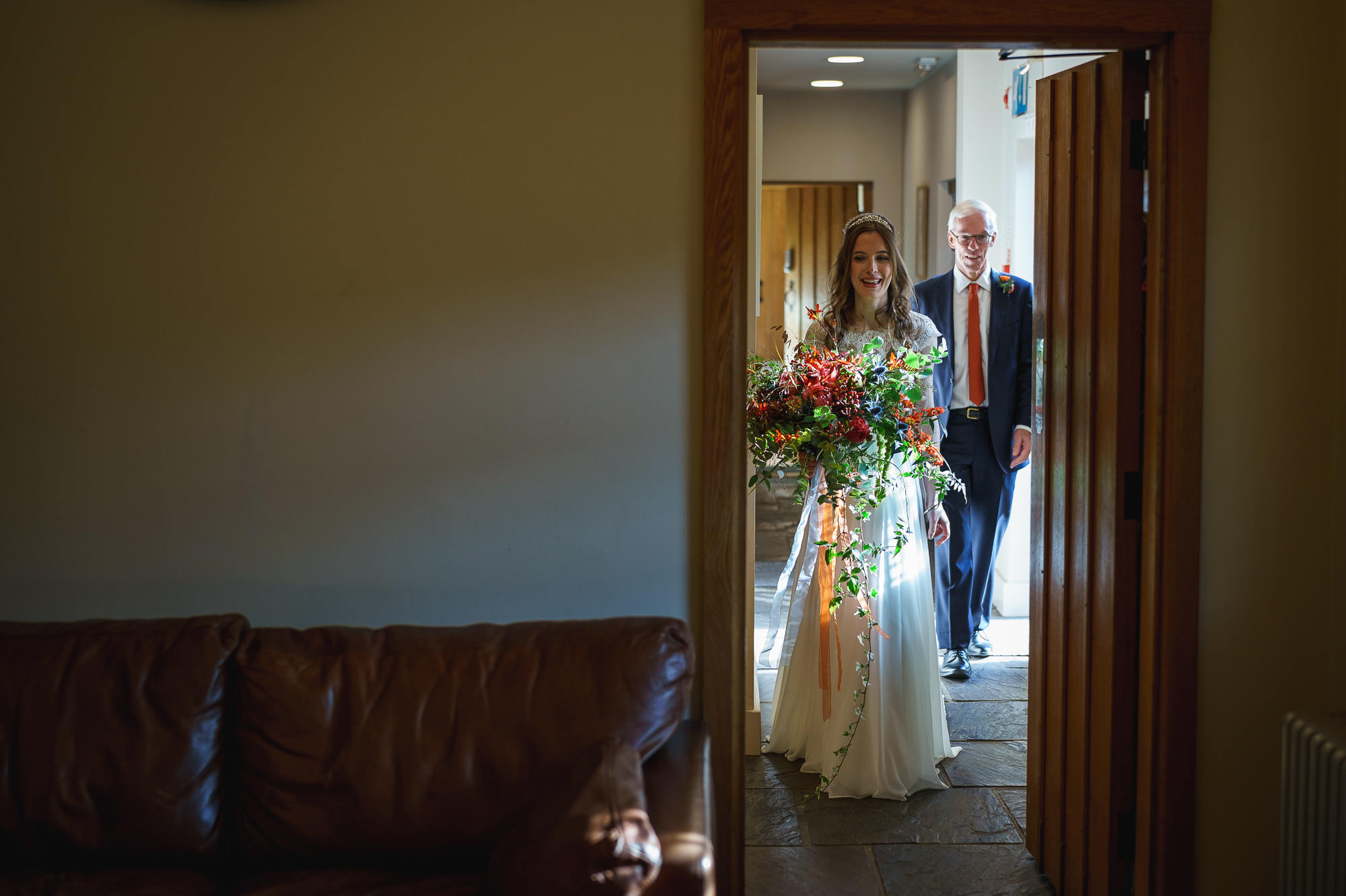 Gate Street Barn wedding photographer - Caroline + Rob