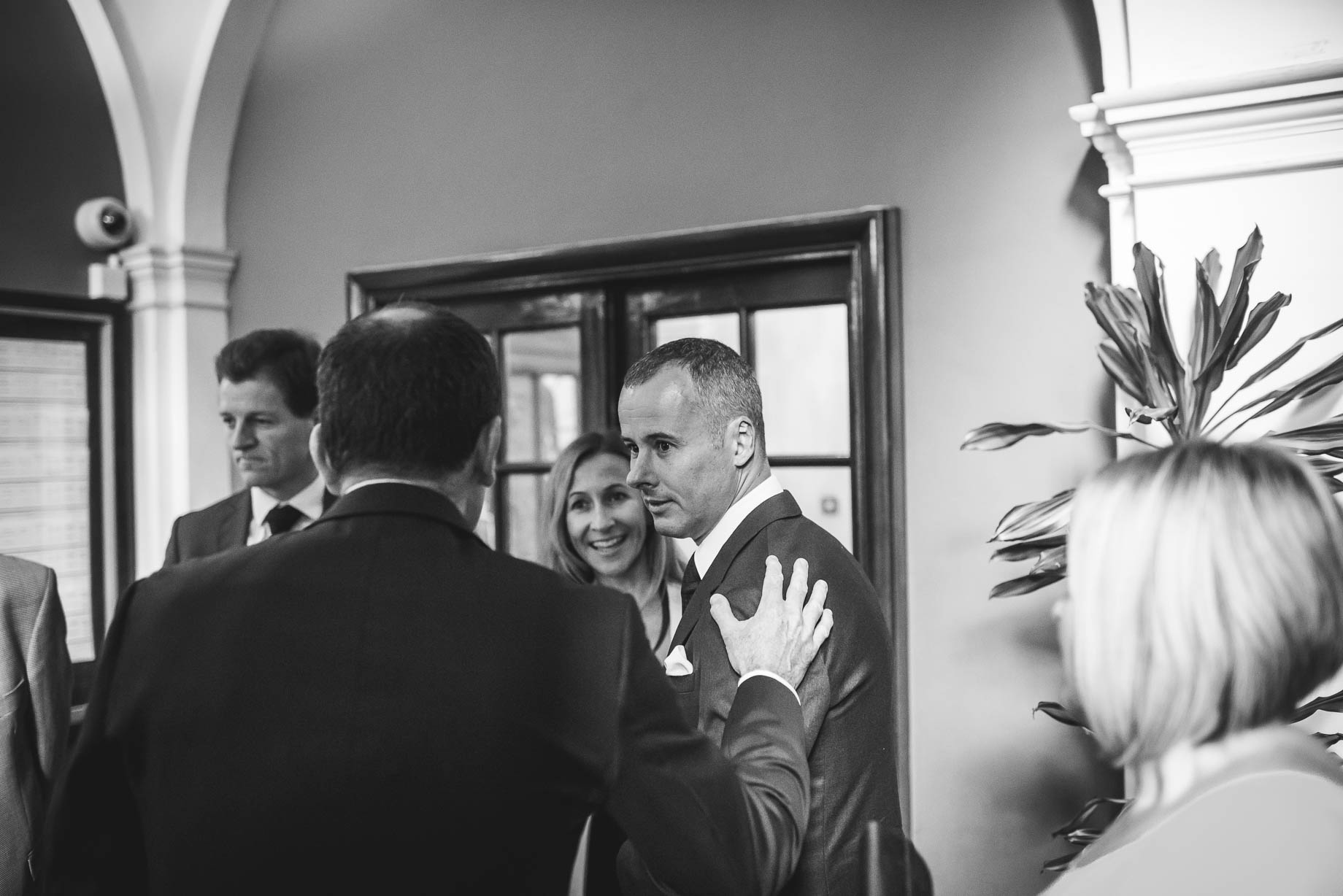 Chelsea and Mayfair wedding photography - Guy Collier - Vicki and Damien (22 of 126)