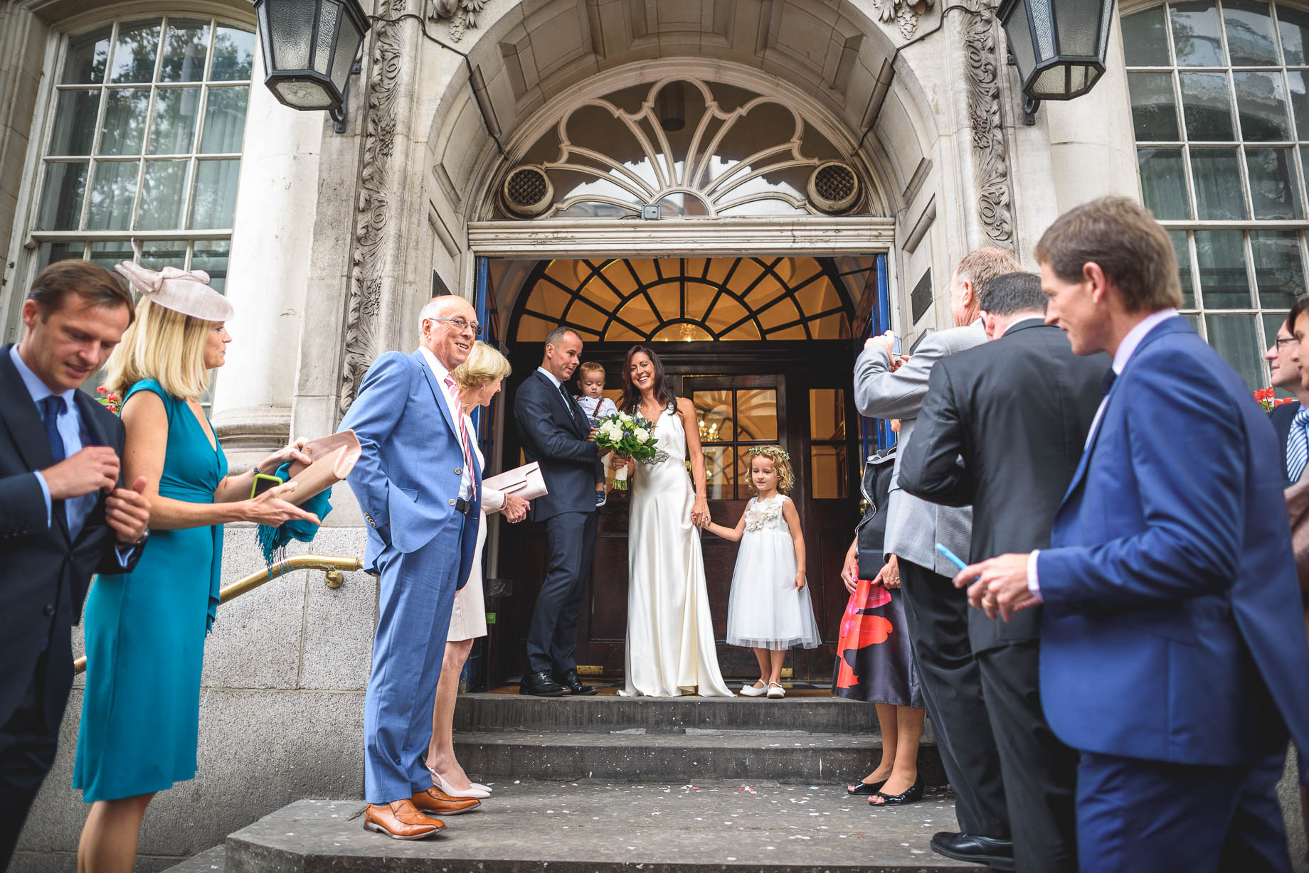 Chelsea and Mayfair wedding photography - Guy Collier - Vicki and Damien (66 of 126)