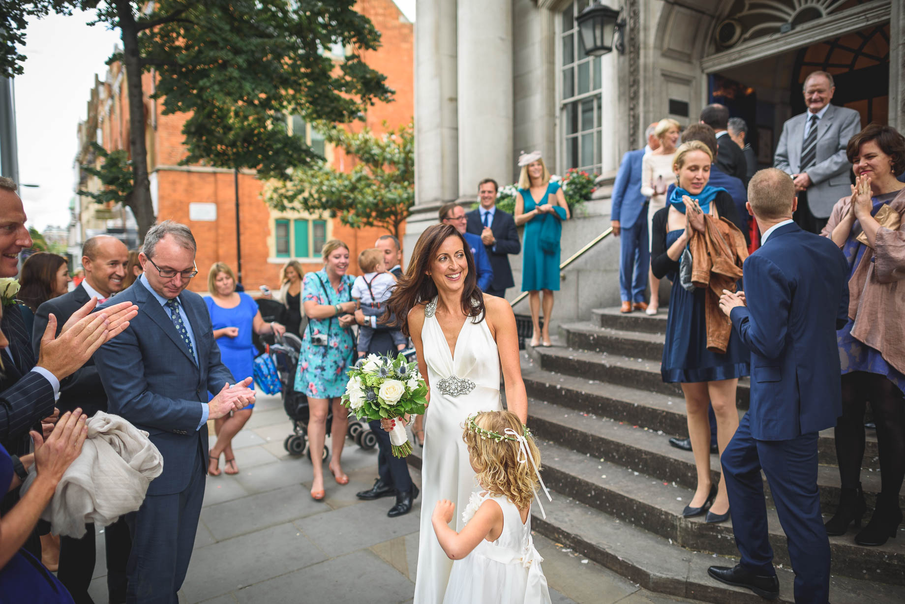 Chelsea and Mayfair wedding photography - Guy Collier - Vicki and Damien (68 of 126)
