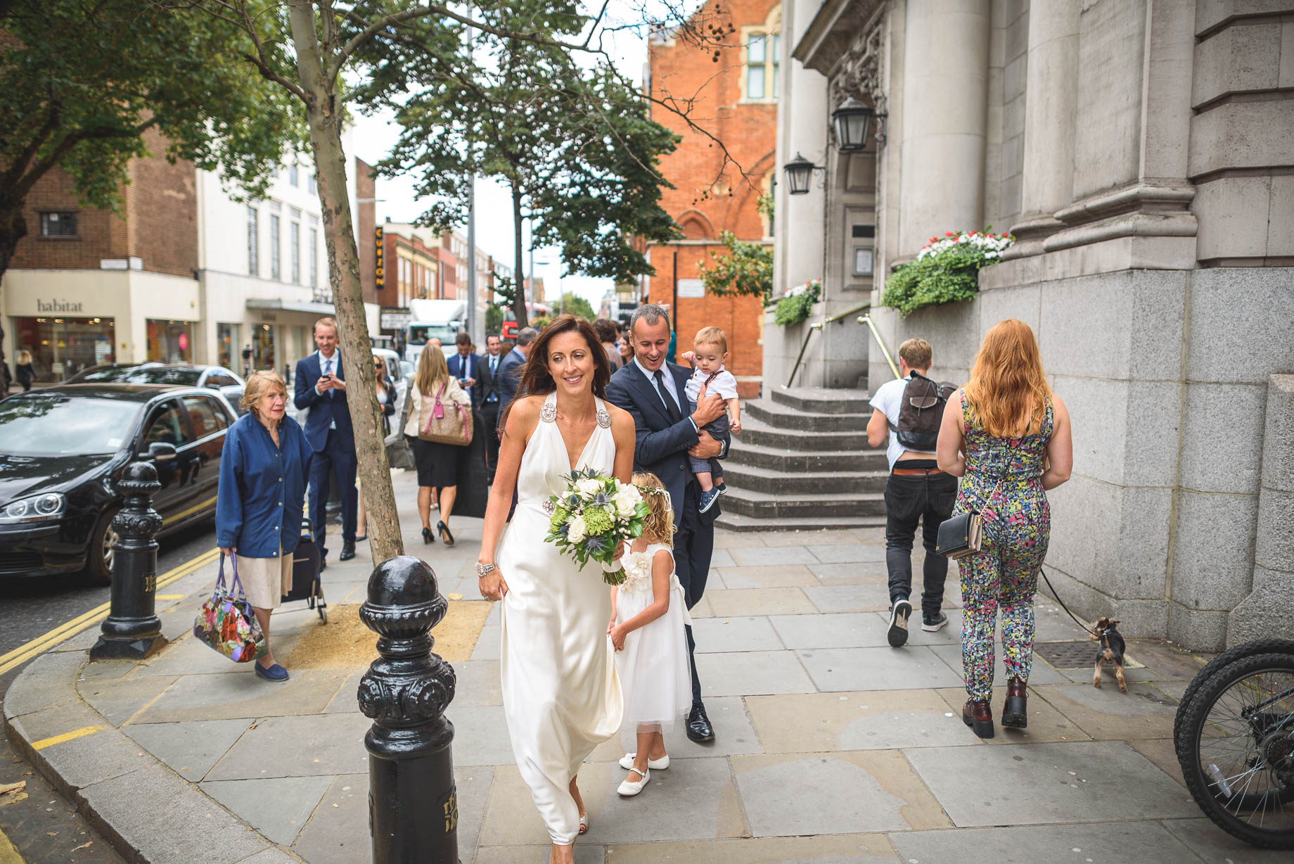 Chelsea and Mayfair wedding photography - Guy Collier - Vicki and Damien (75 of 126)