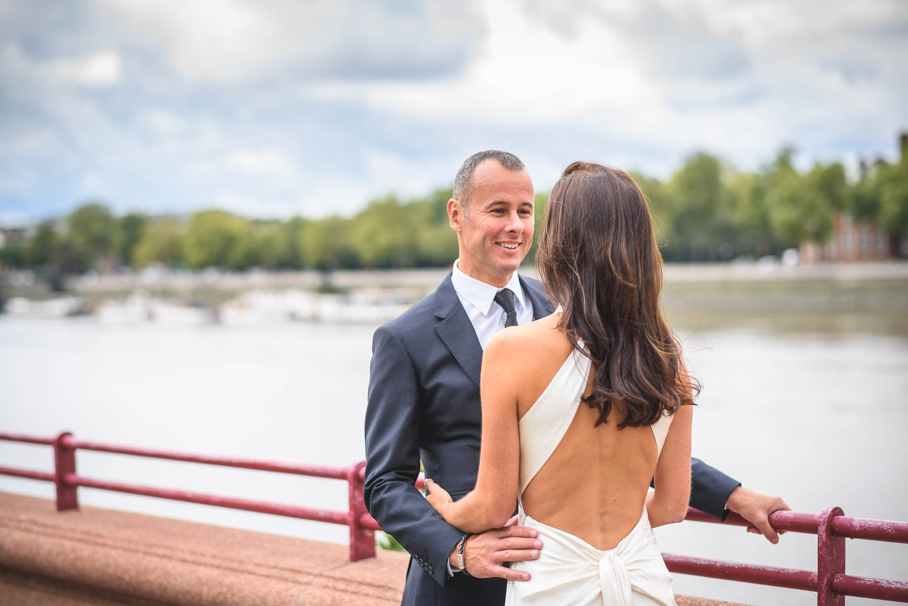 Chelsea and Mayfair wedding photography - Guy Collier - Vicki and Damien (88 of 126)