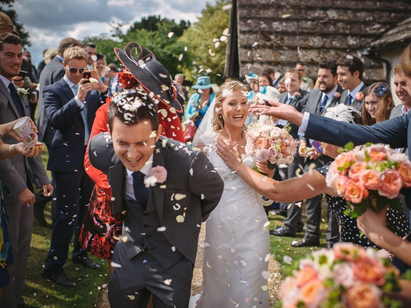 Best Wedding Photography Hampshire - Guy Collier Photography