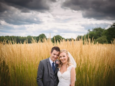 Bury Court Barn - Claire + Neil