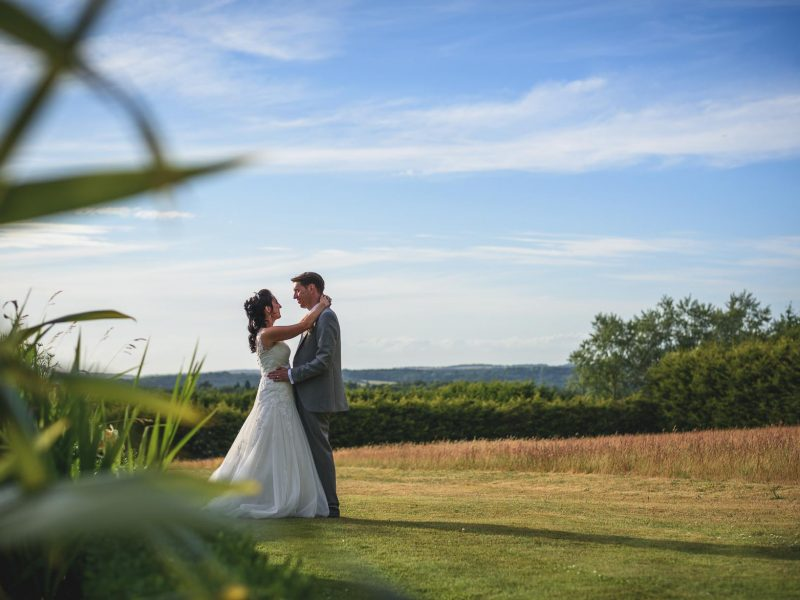 Claire and Phil - Cain Manor wedding photography
