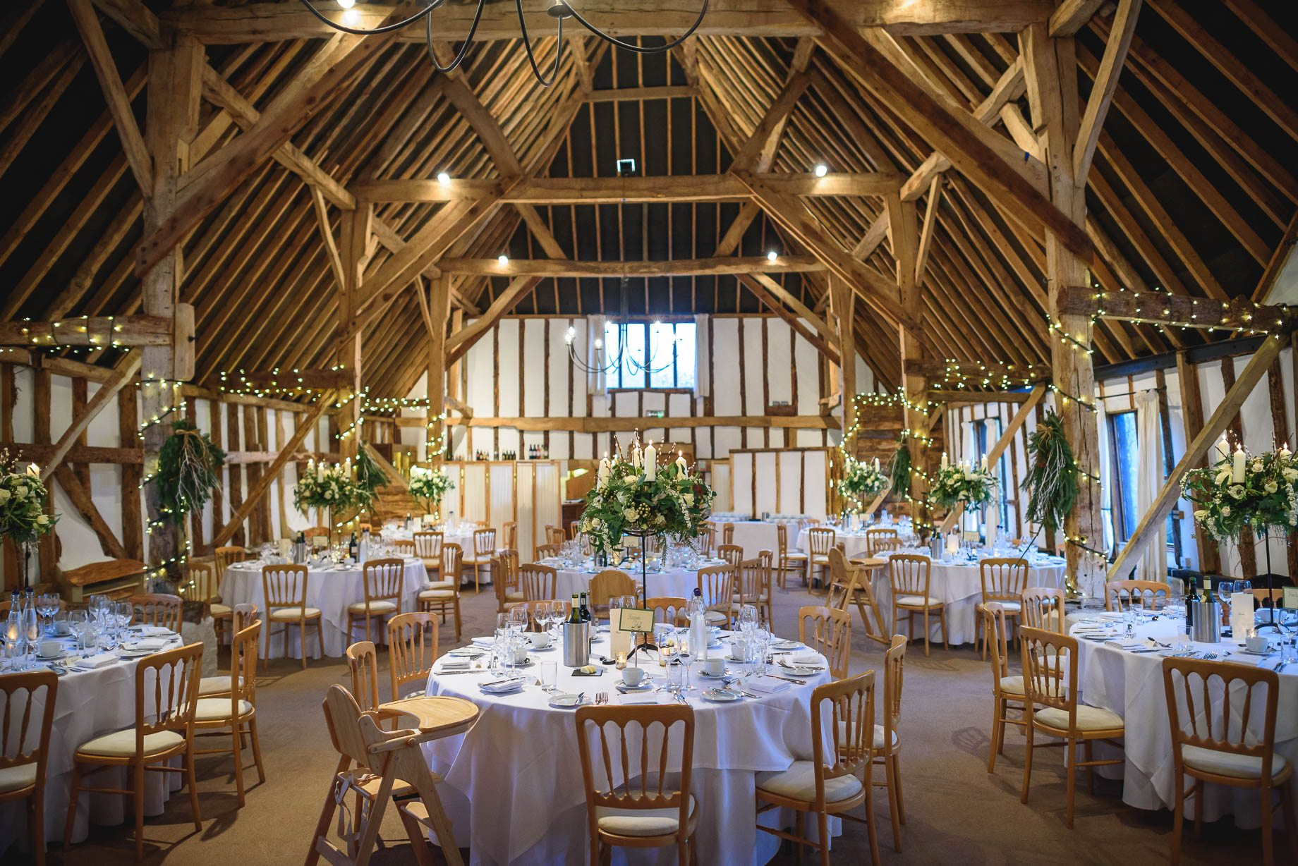 Clock Barn Wedding Photography - Eva and Ollie (115 of 170)