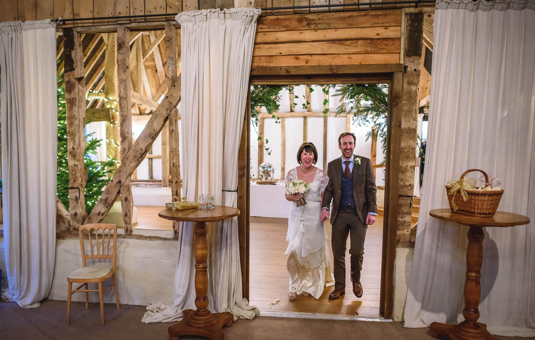 Clock Barn Wedding Photography - Eva and Ollie (126 of 170)