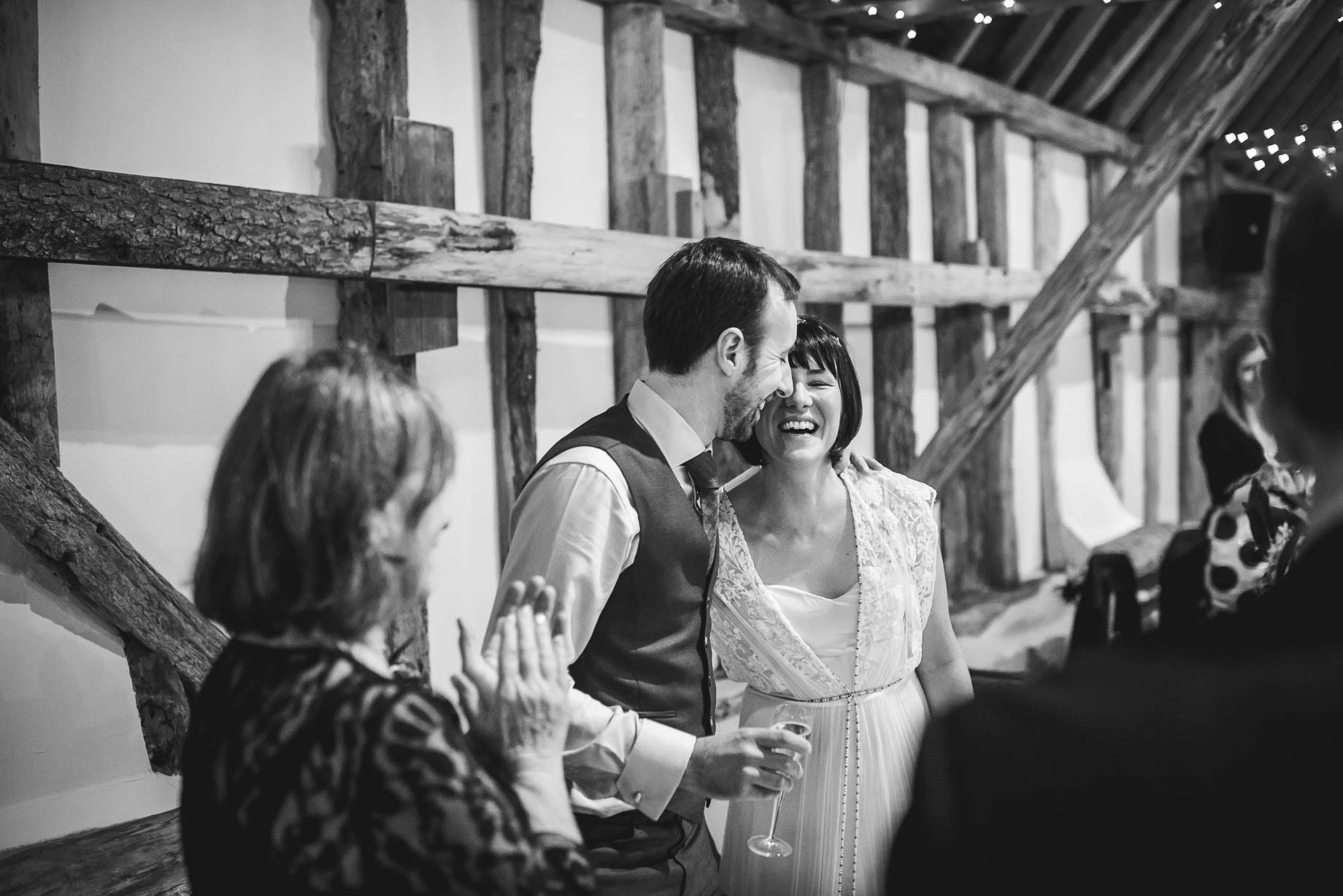 Clock Barn Wedding Photography - Eva and Ollie (139 of 170)
