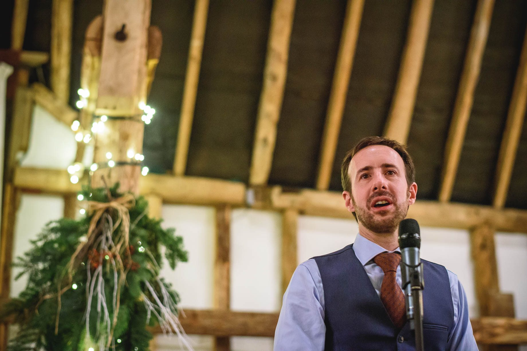 Clock Barn Wedding Photography - Eva and Ollie (140 of 170)