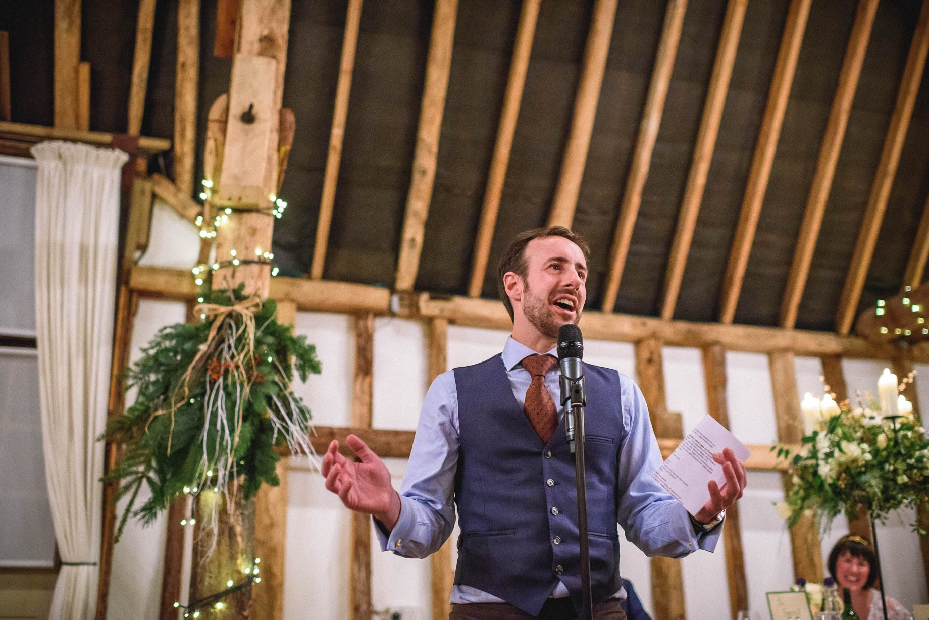 Clock Barn Wedding Photography - Eva and Ollie (141 of 170)
