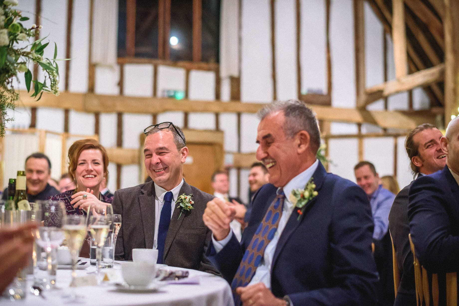 Clock Barn Wedding Photography - Eva and Ollie (146 of 170)