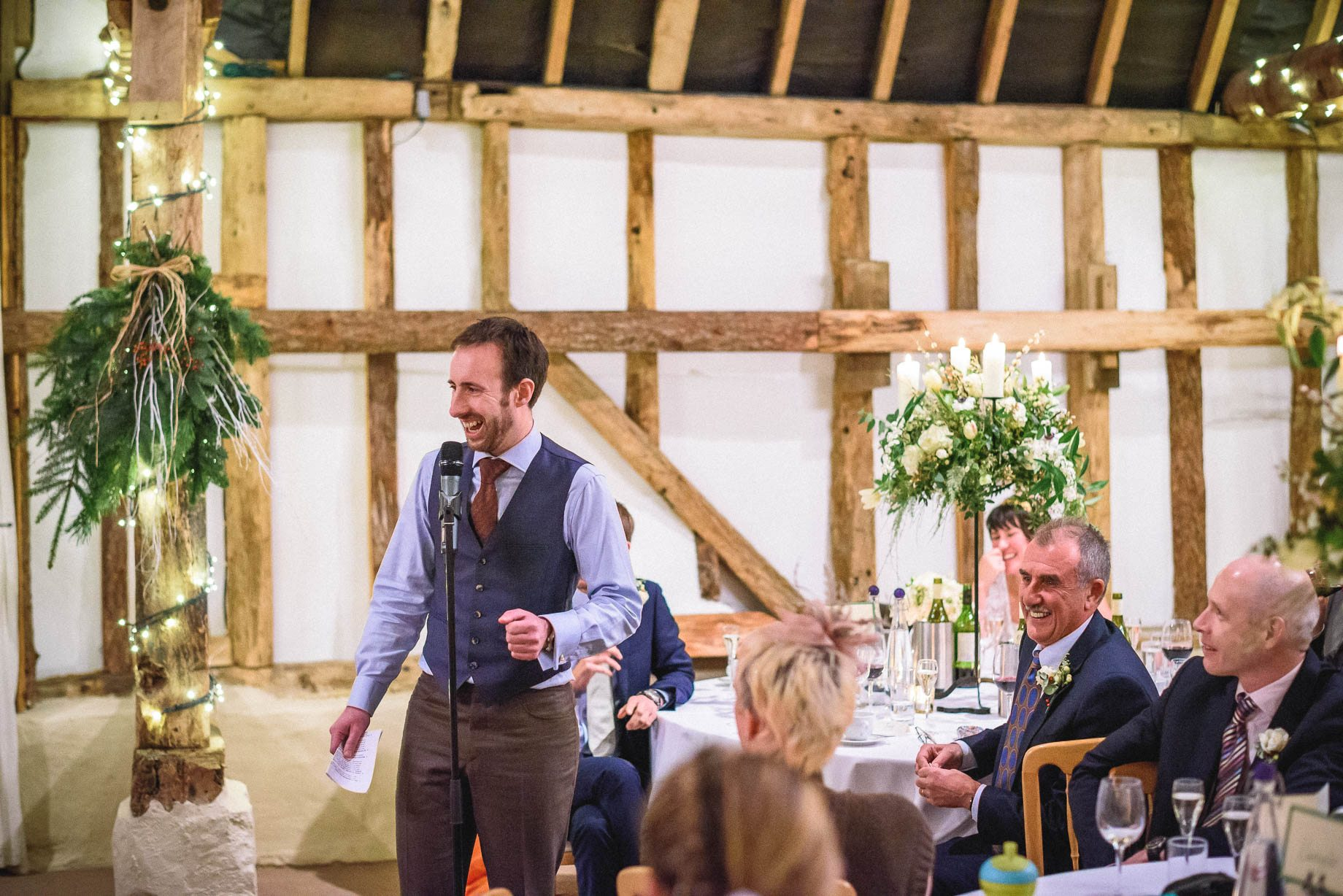 Clock Barn Wedding Photography - Eva and Ollie (149 of 170)