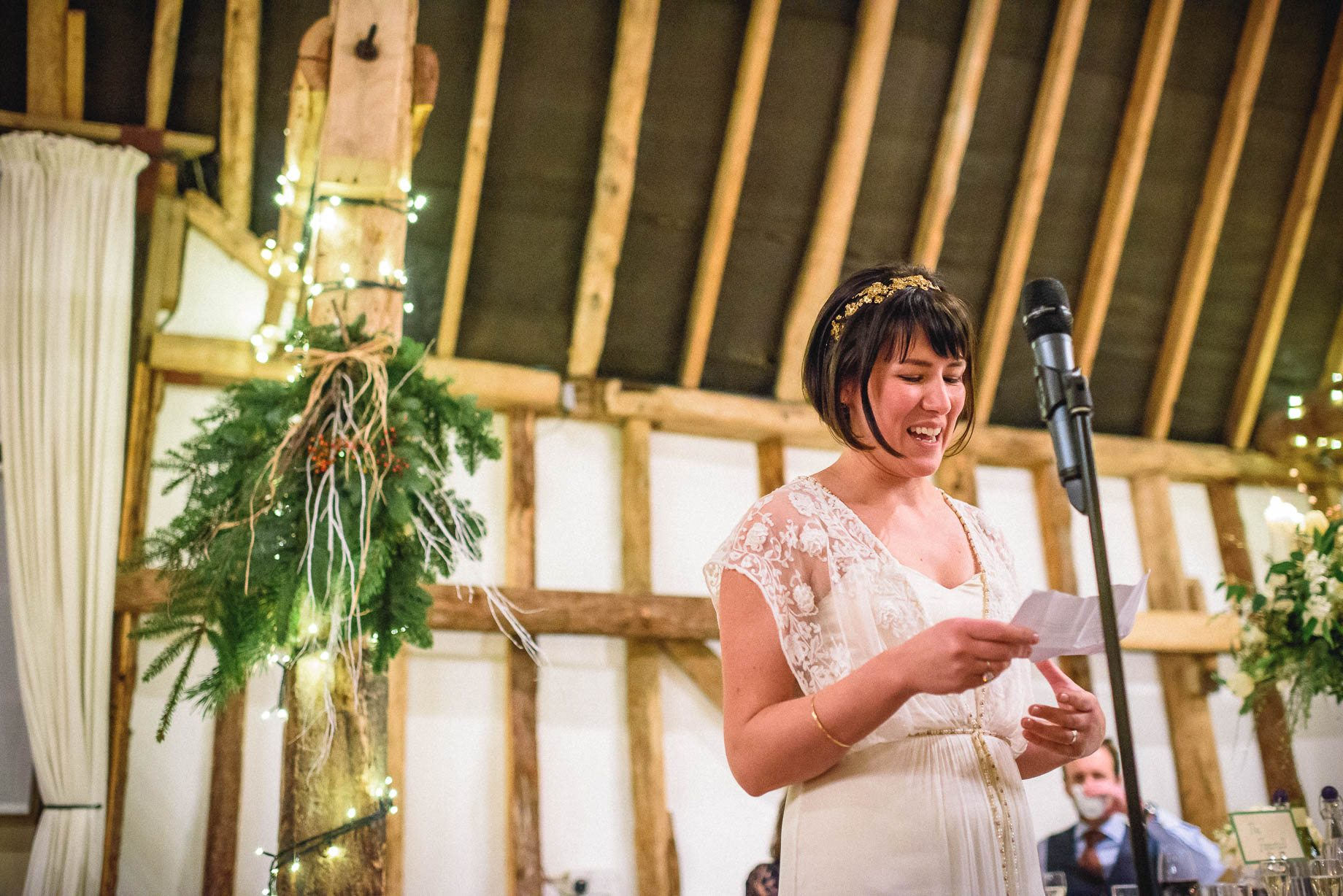 Clock Barn Wedding Photography - Eva and Ollie (153 of 170)